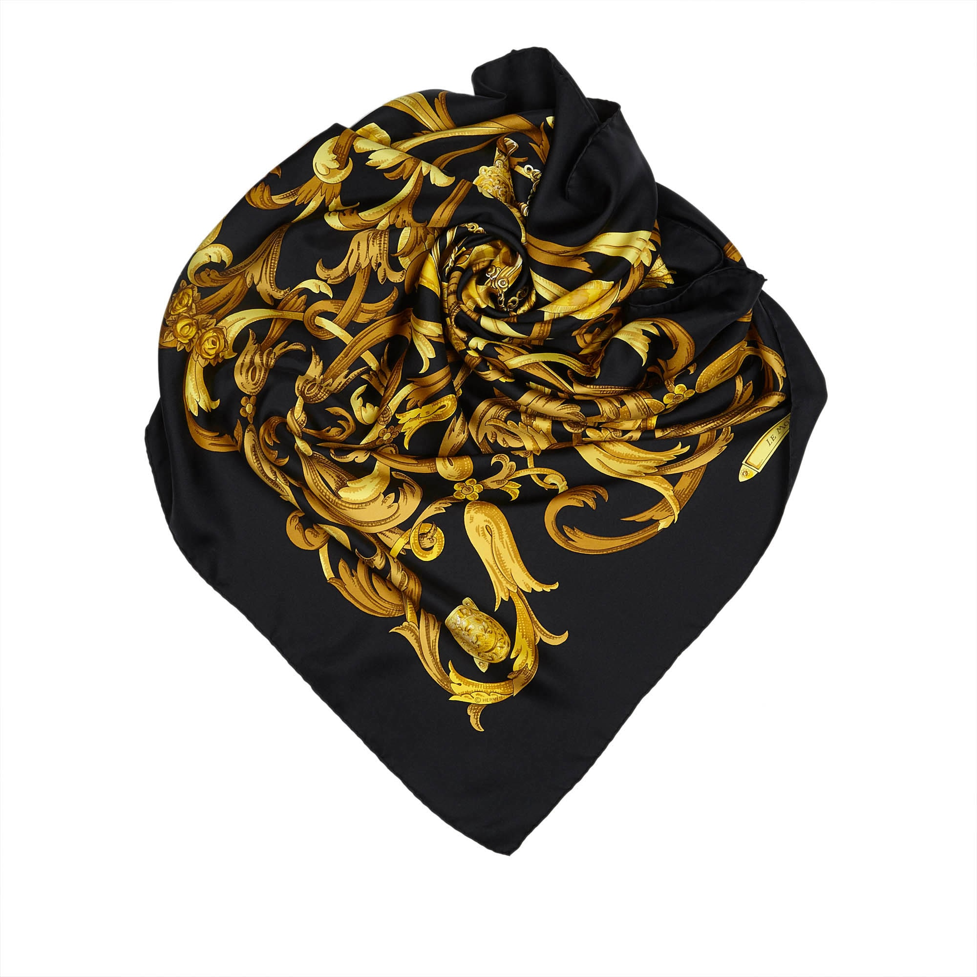 Echarpe HERMÈS Gold