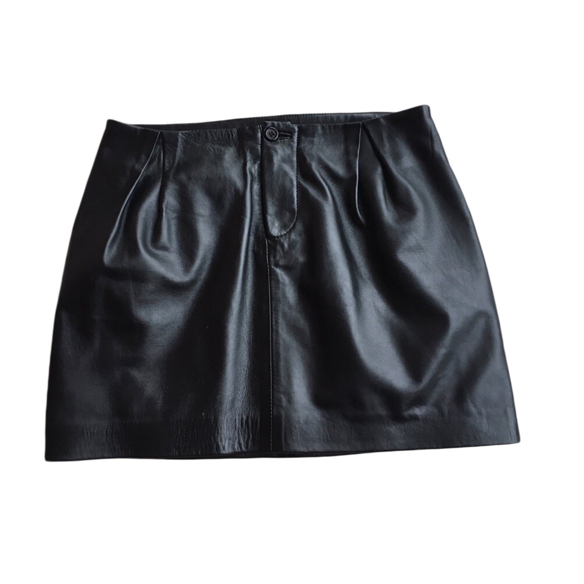 Mini Skirt MAJE Black