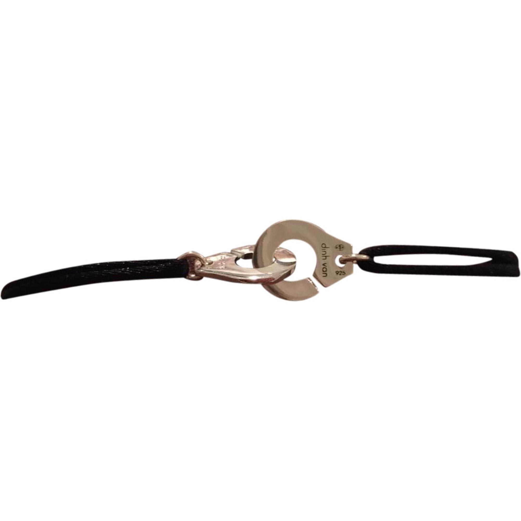 Bracelet DINH VAN Black