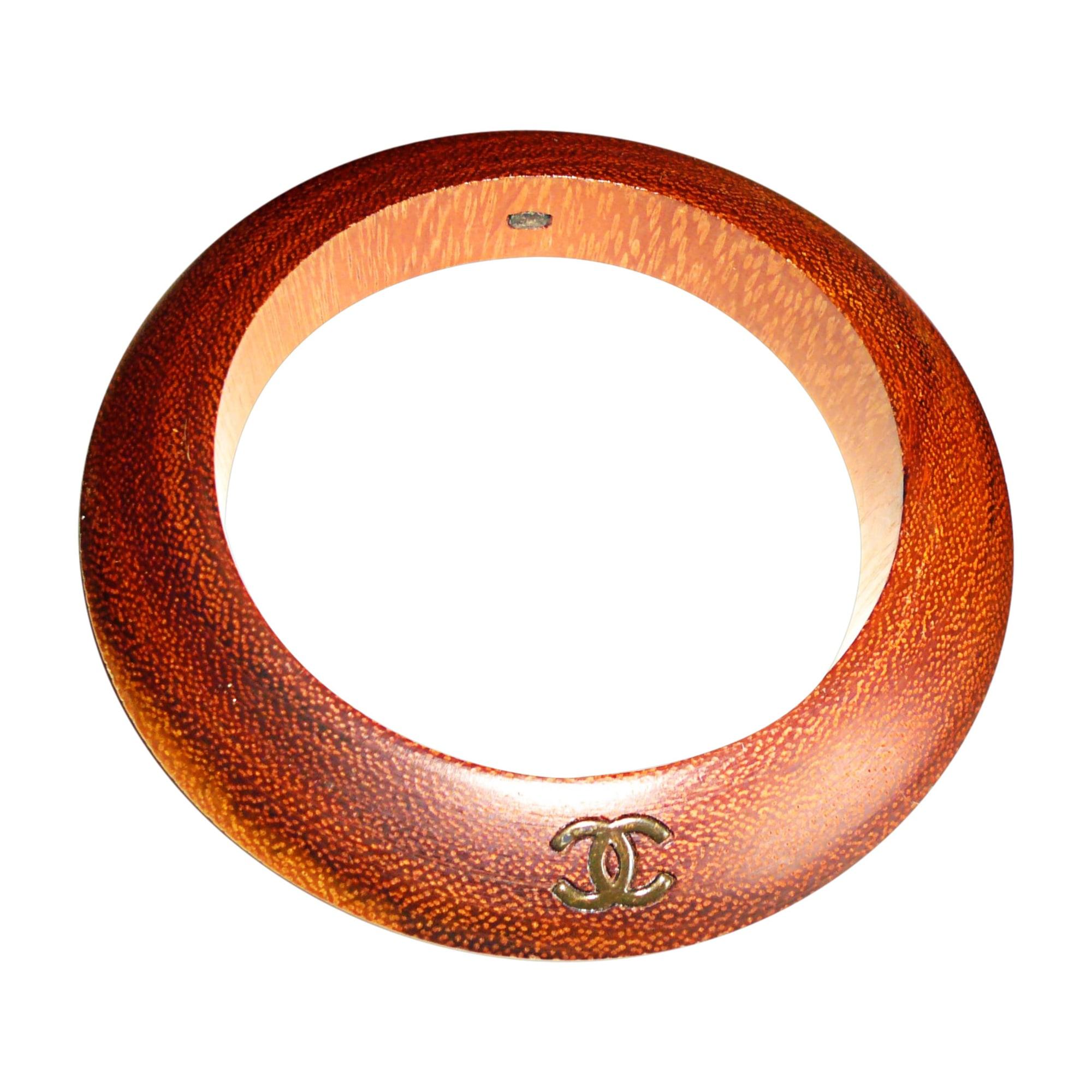 Bracelet CHANEL Marron