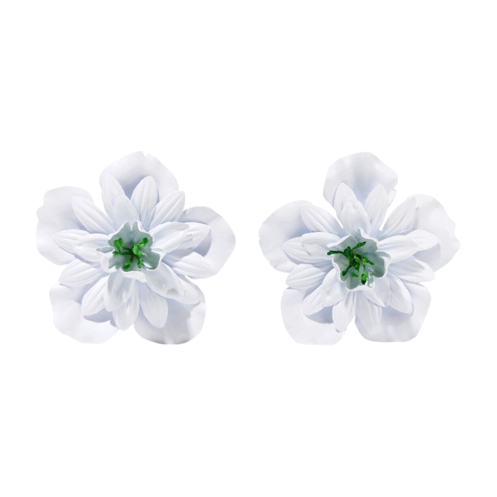 Earrings ISABEL MARANT White, off-white, ecru