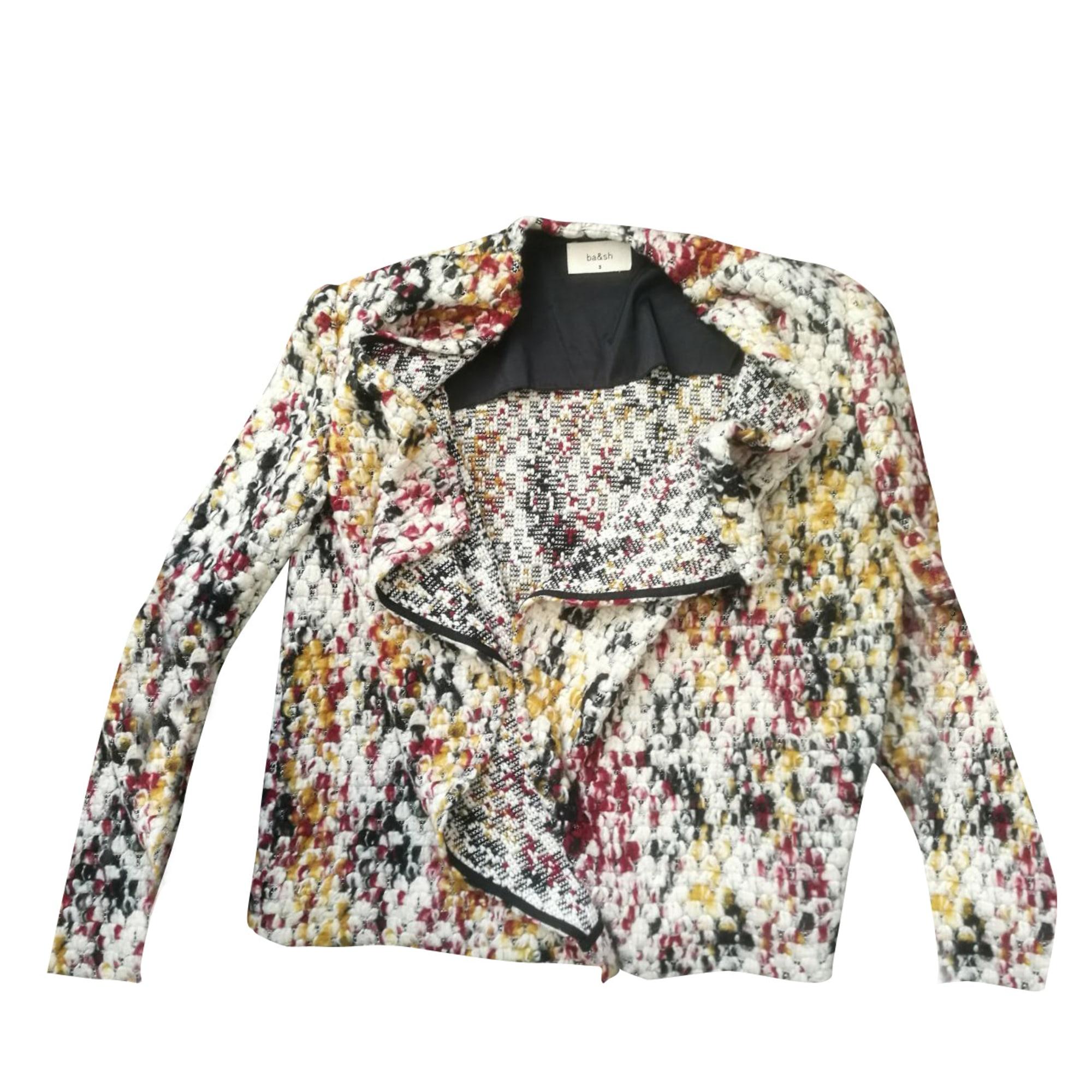 Blazer, veste tailleur BA&SH Multicouleur