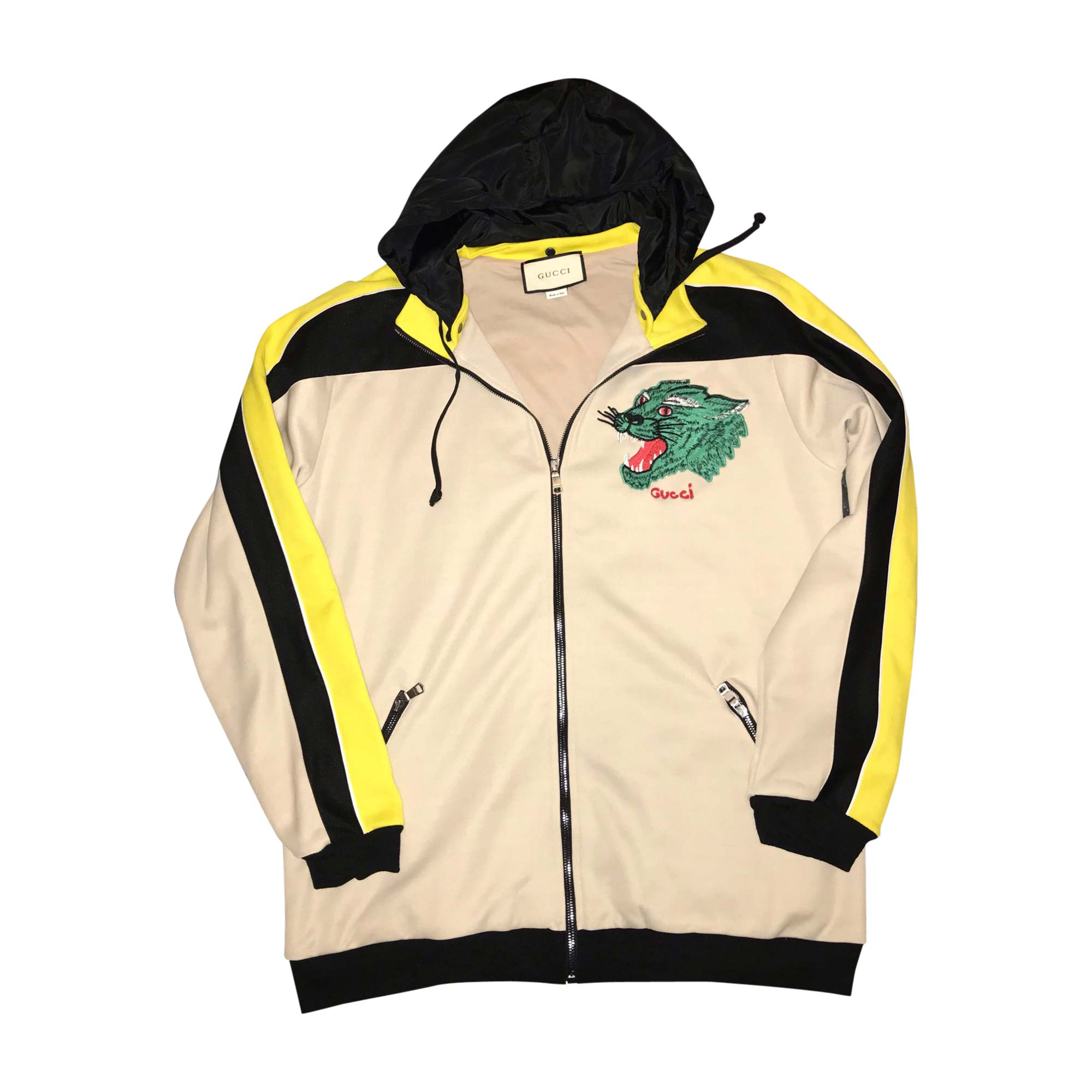 Zipped Jacket GUCCI Multicolor