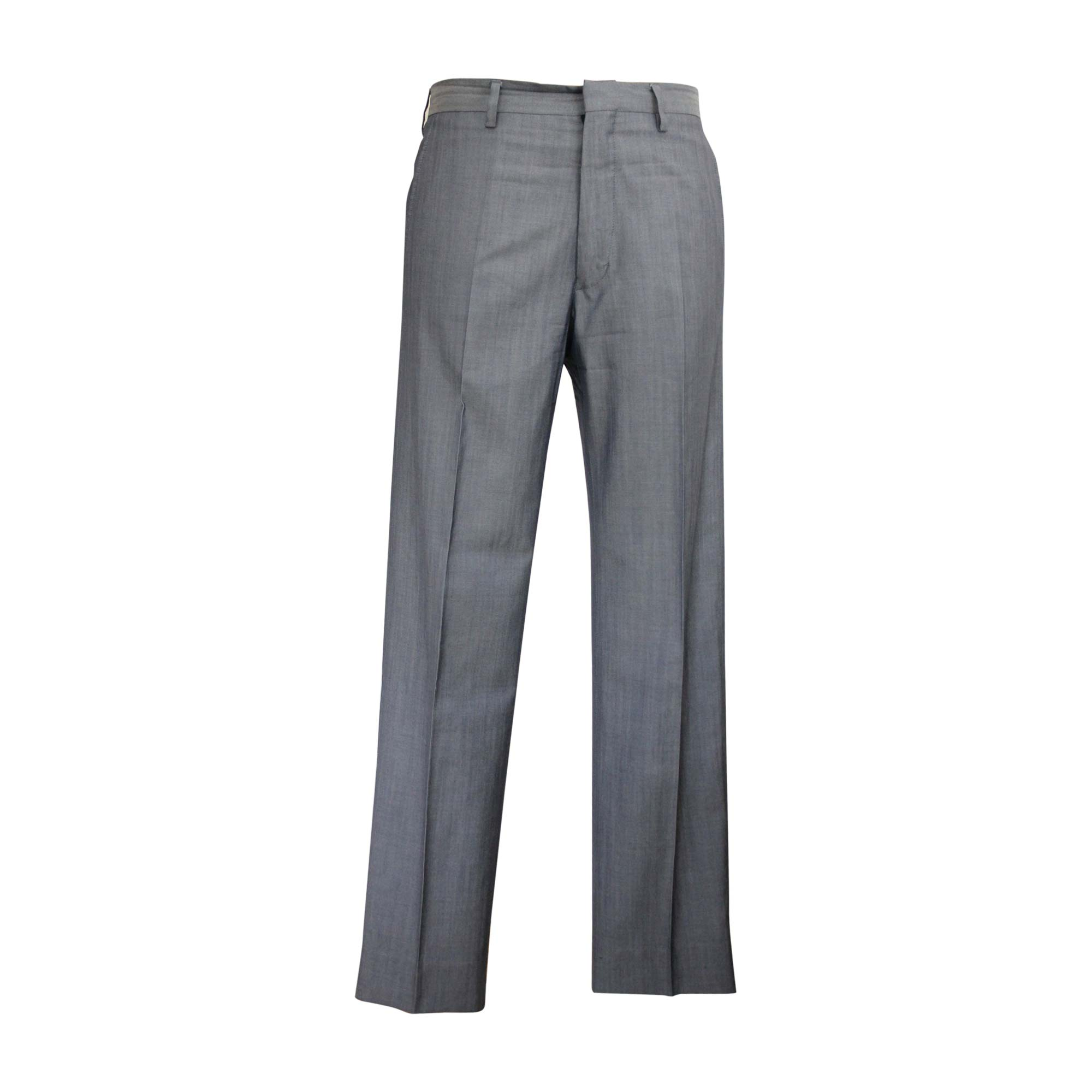 Straight Leg Pants MAISON MARTIN MARGIELA Gray, charcoal