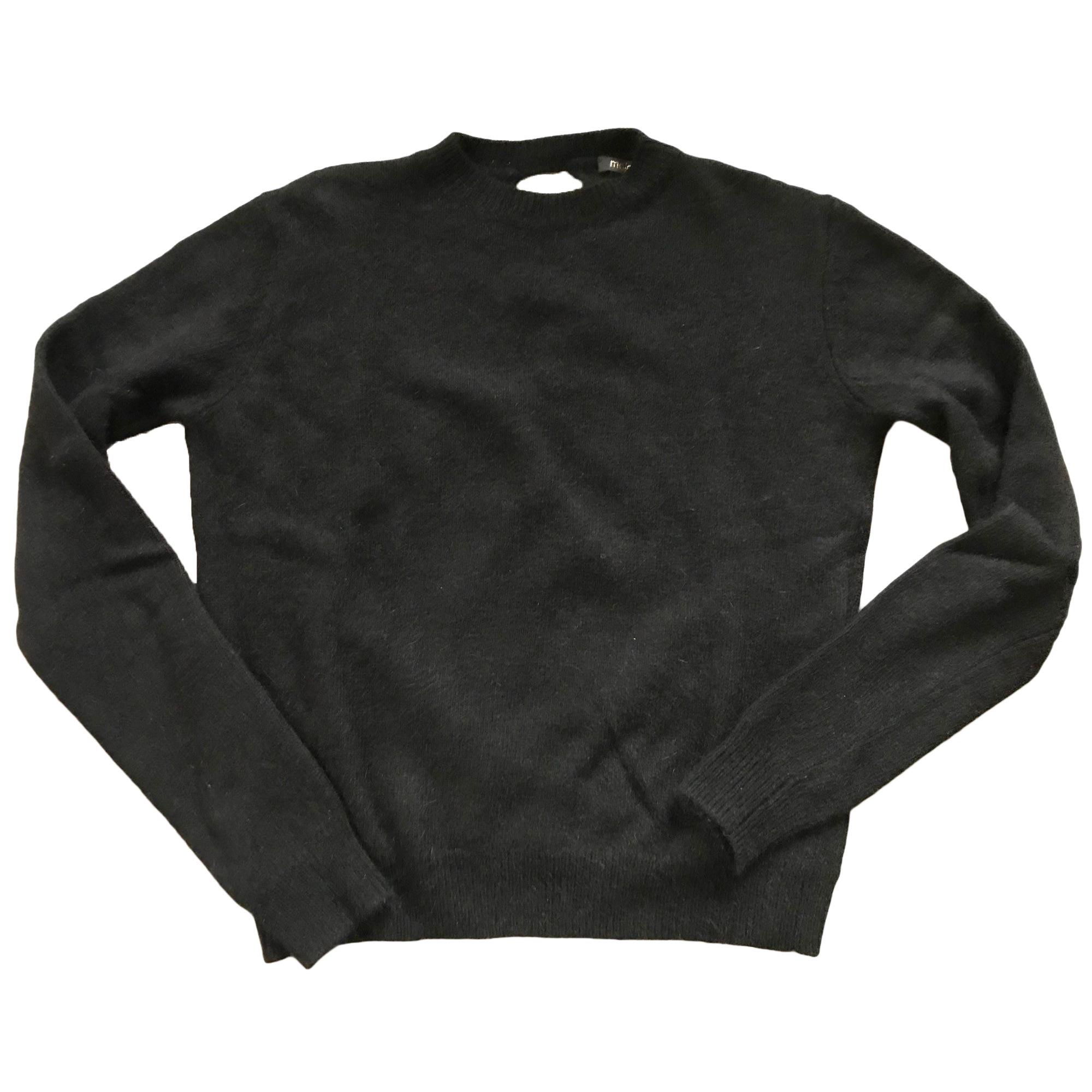 Sweater MAJE Black