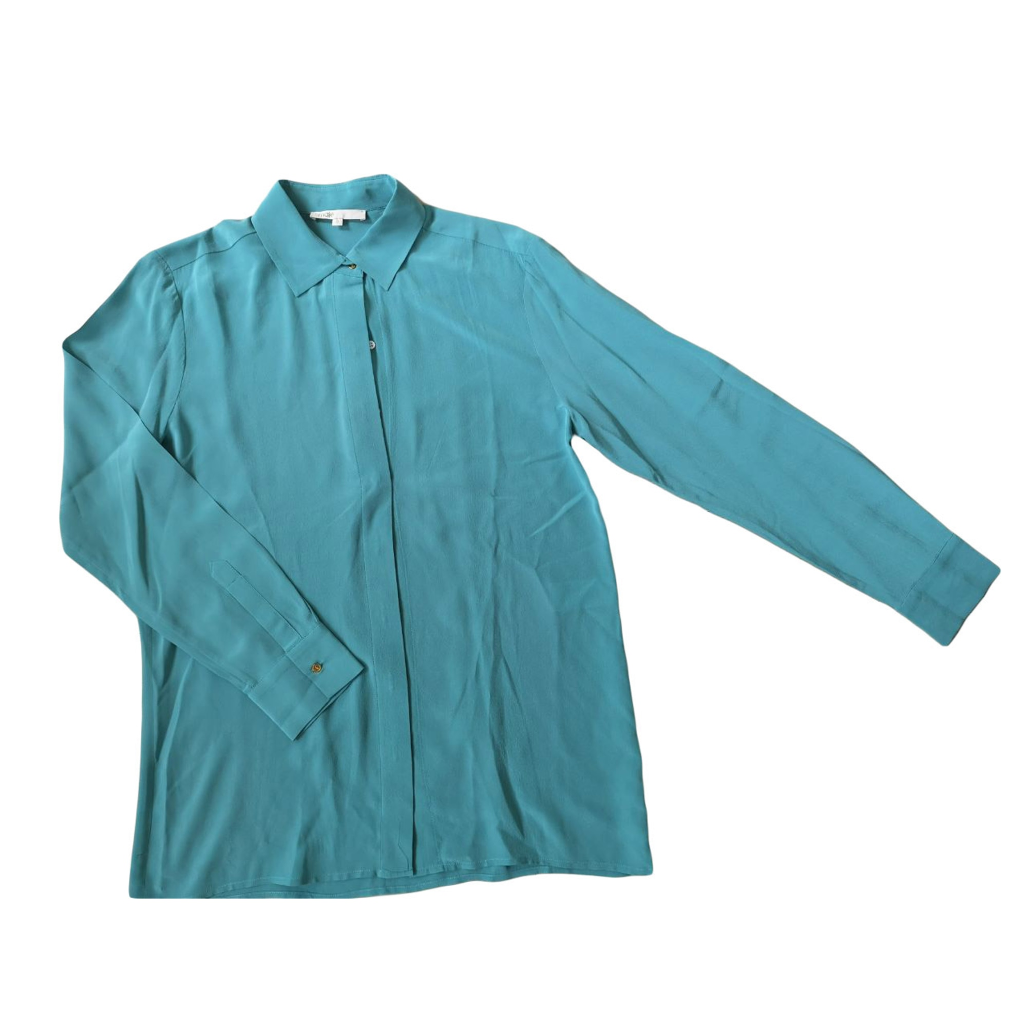Shirt MAJE Green