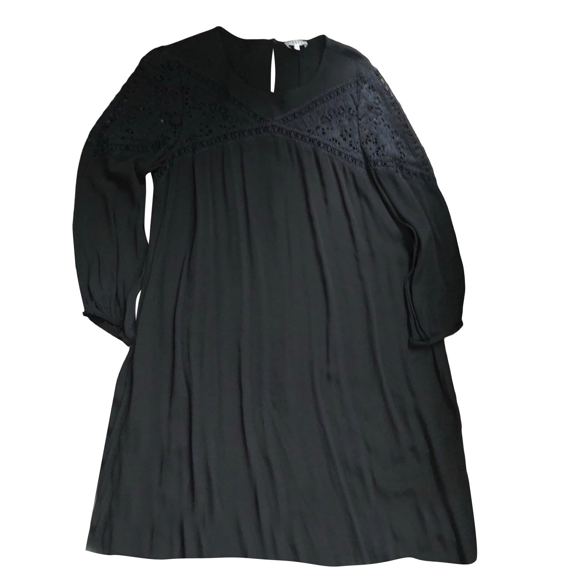 Midi Dress CLAUDIE PIERLOT Black