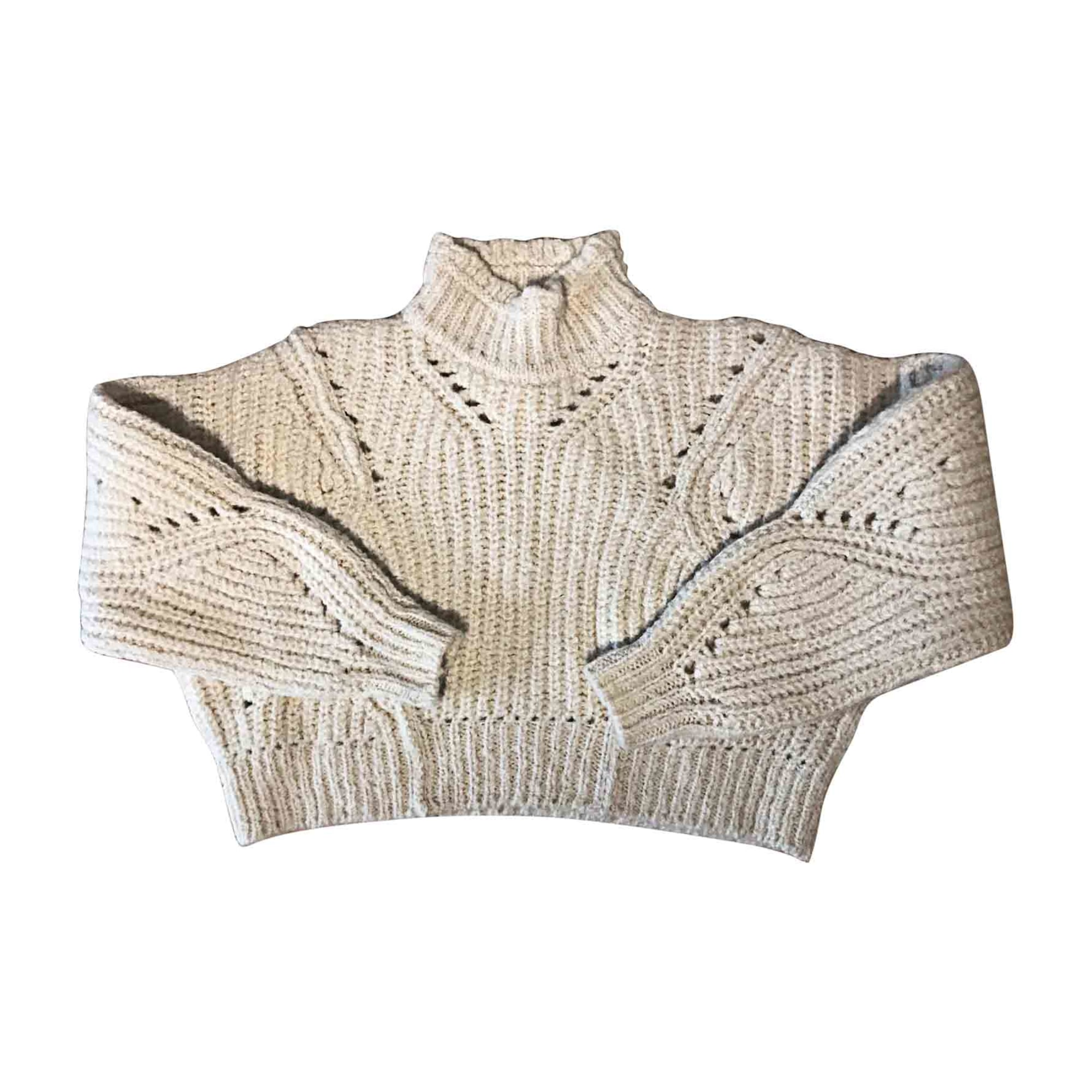 Sweater ISABEL MARANT White, off-white, ecru