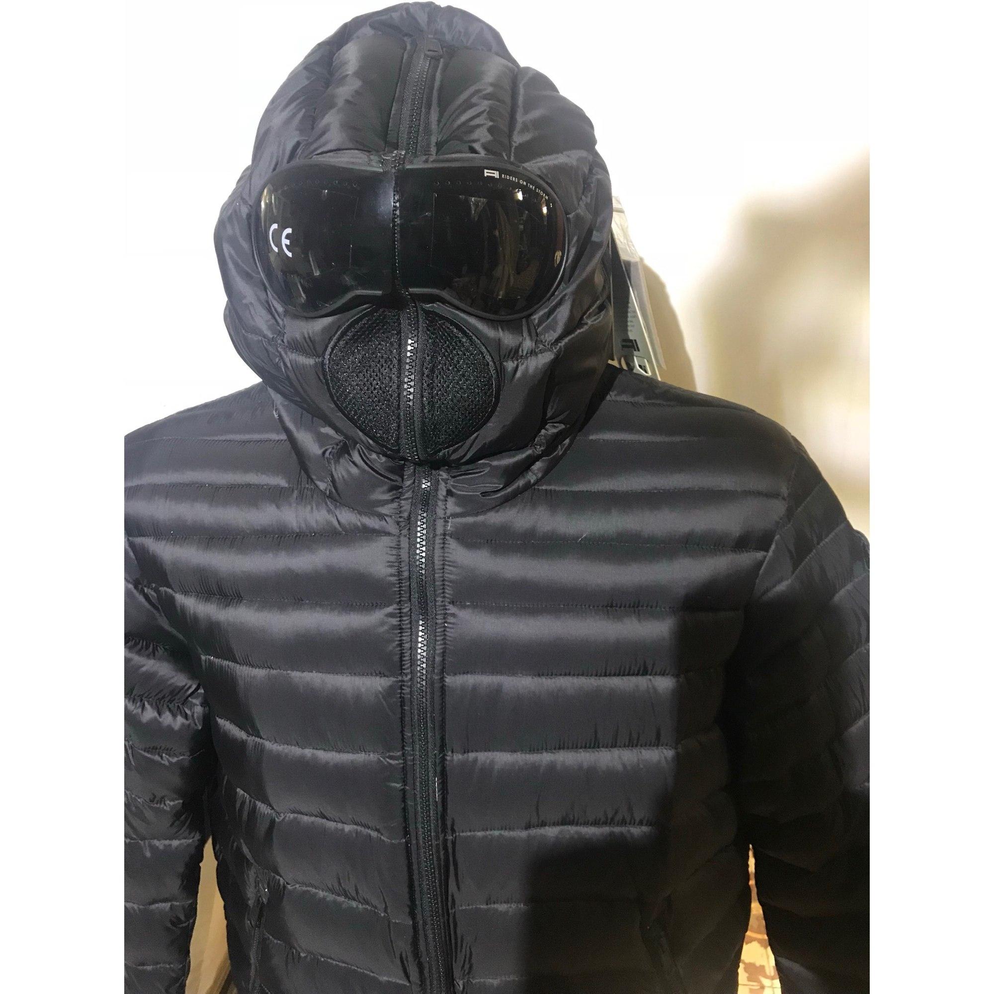 Doudoune XL noir