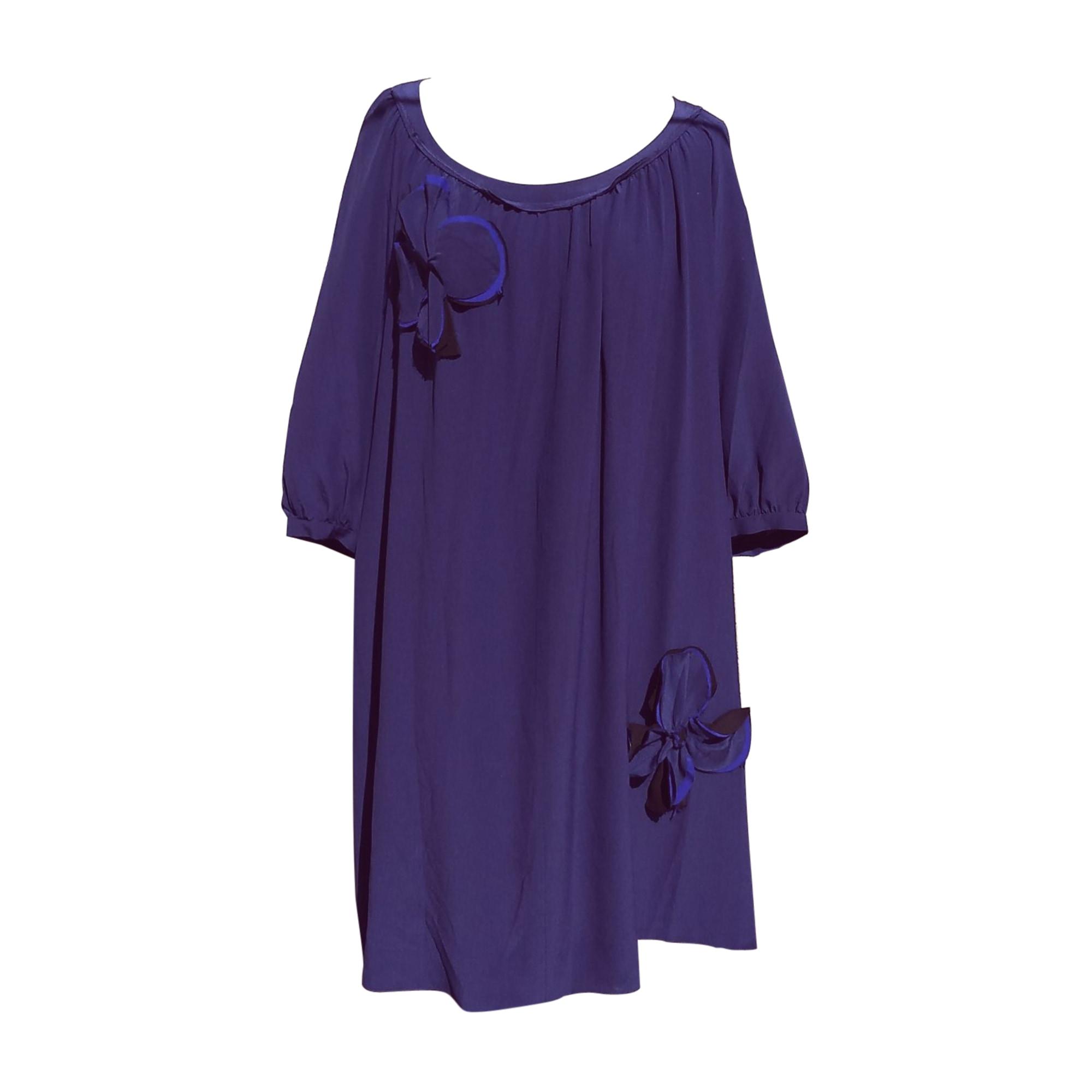 Mini Dress SONIA RYKIEL Blue, navy, turquoise