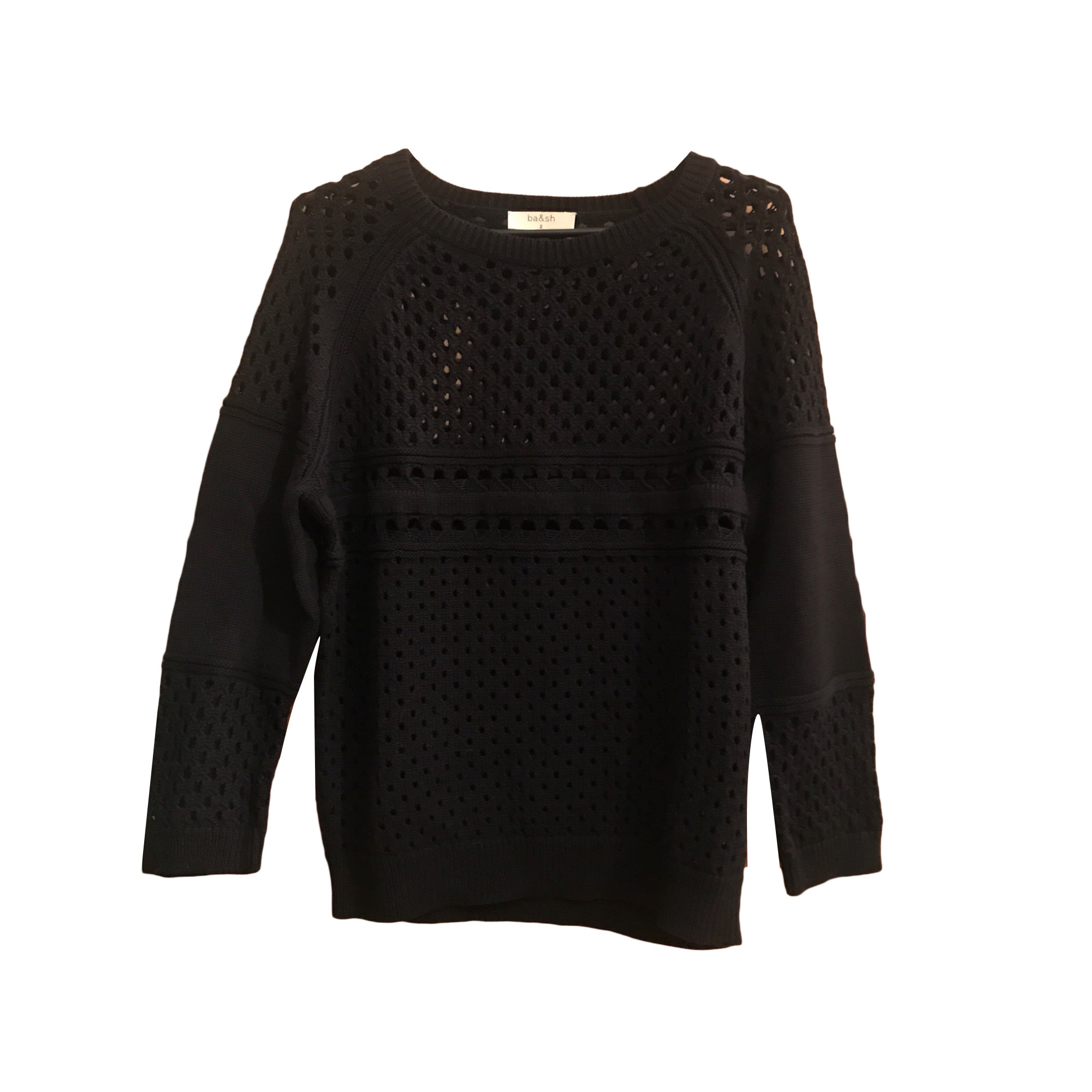 Sweater BA&SH Black
