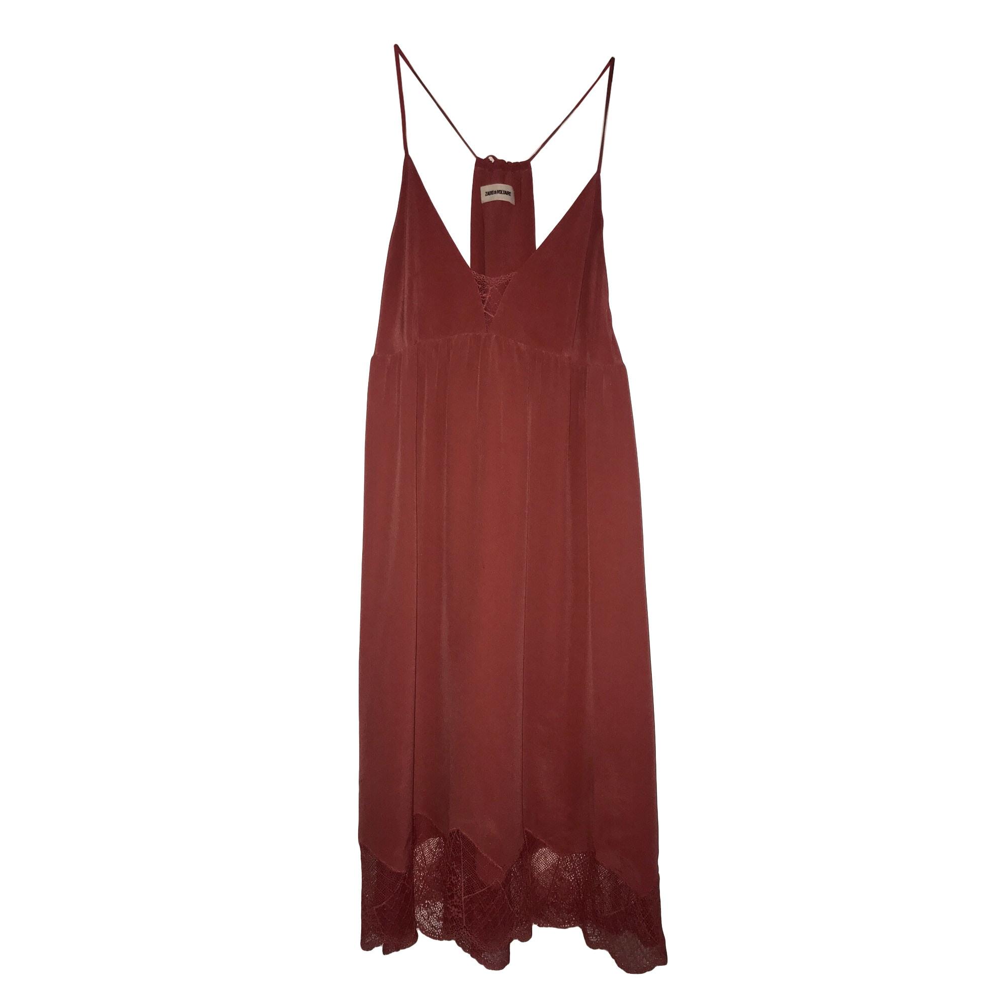 Mini Dress ZADIG & VOLTAIRE Bonbon