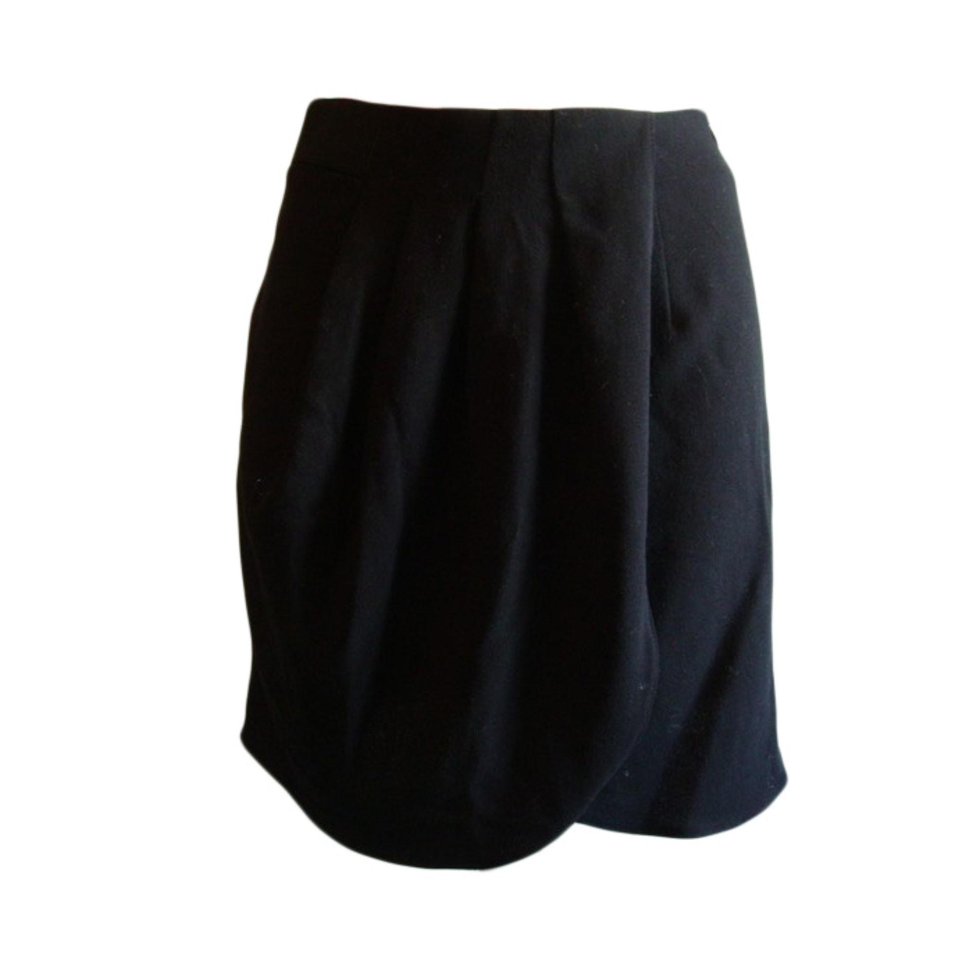 Jupe courte CLAUDIE PIERLOT Noir