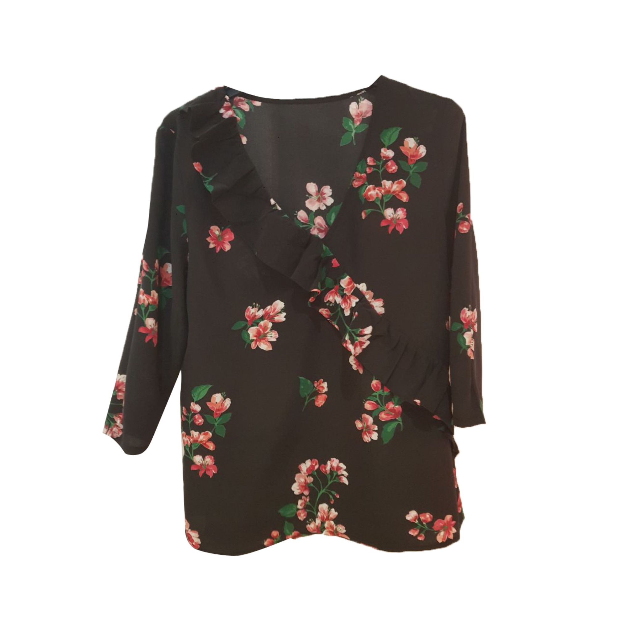 Blouse SÉZANE Black