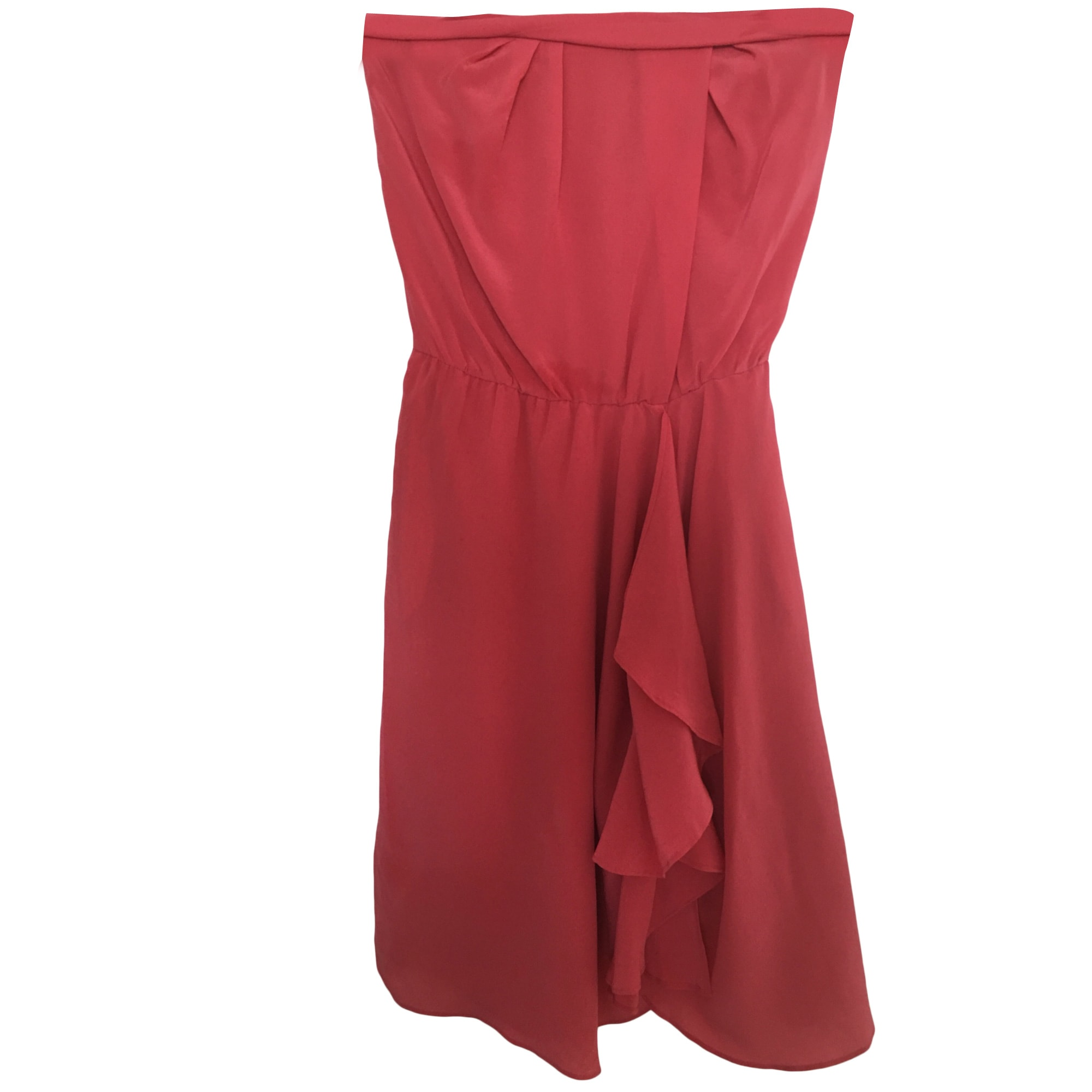 Corset Dress MAJE Pink, fuchsia, light pink