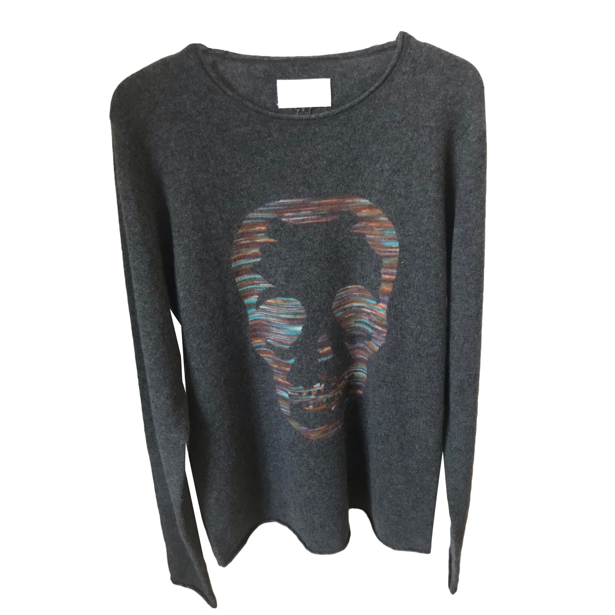 Sweater ZADIG & VOLTAIRE Gray, charcoal