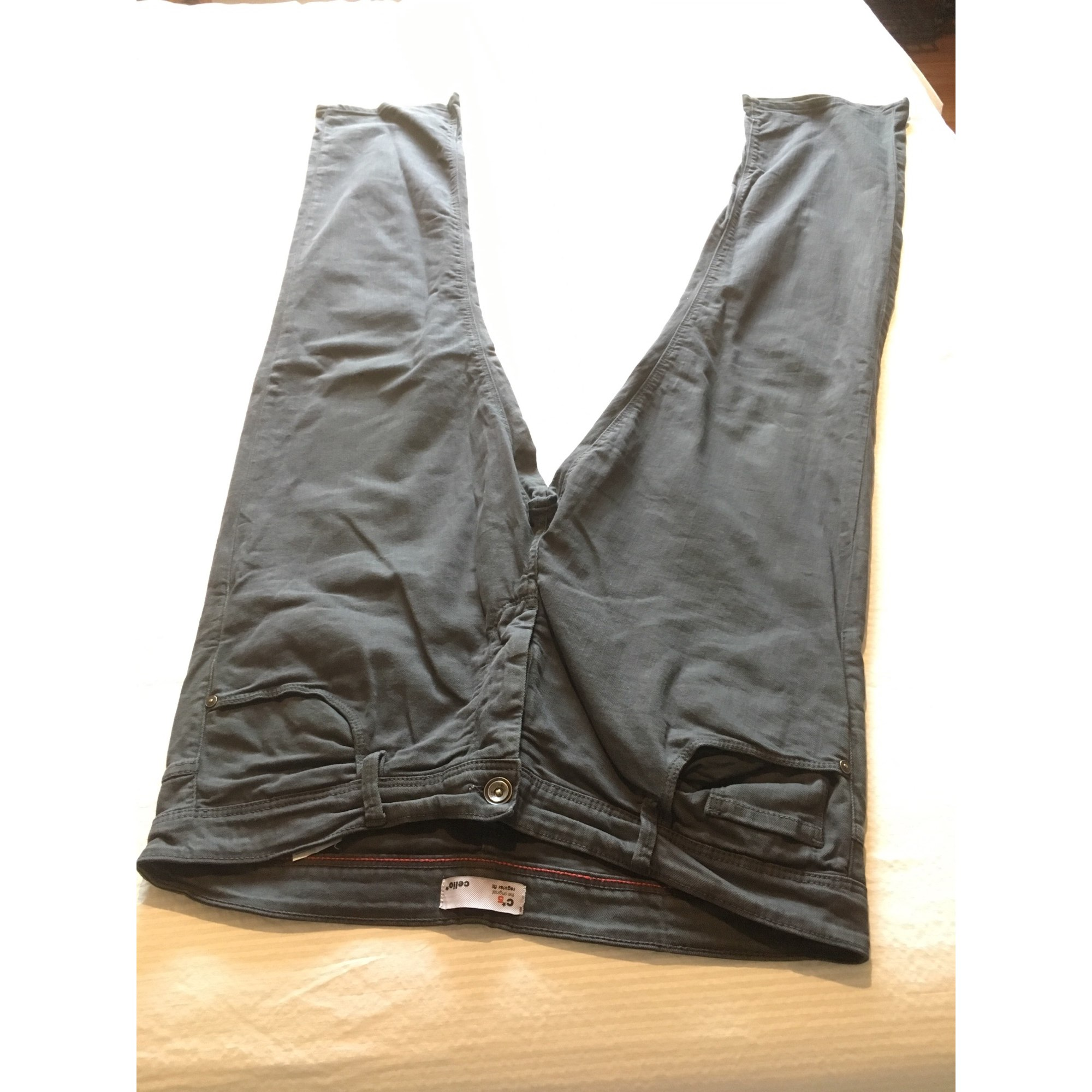 Jeans dritto CELIO Grigio, antracite