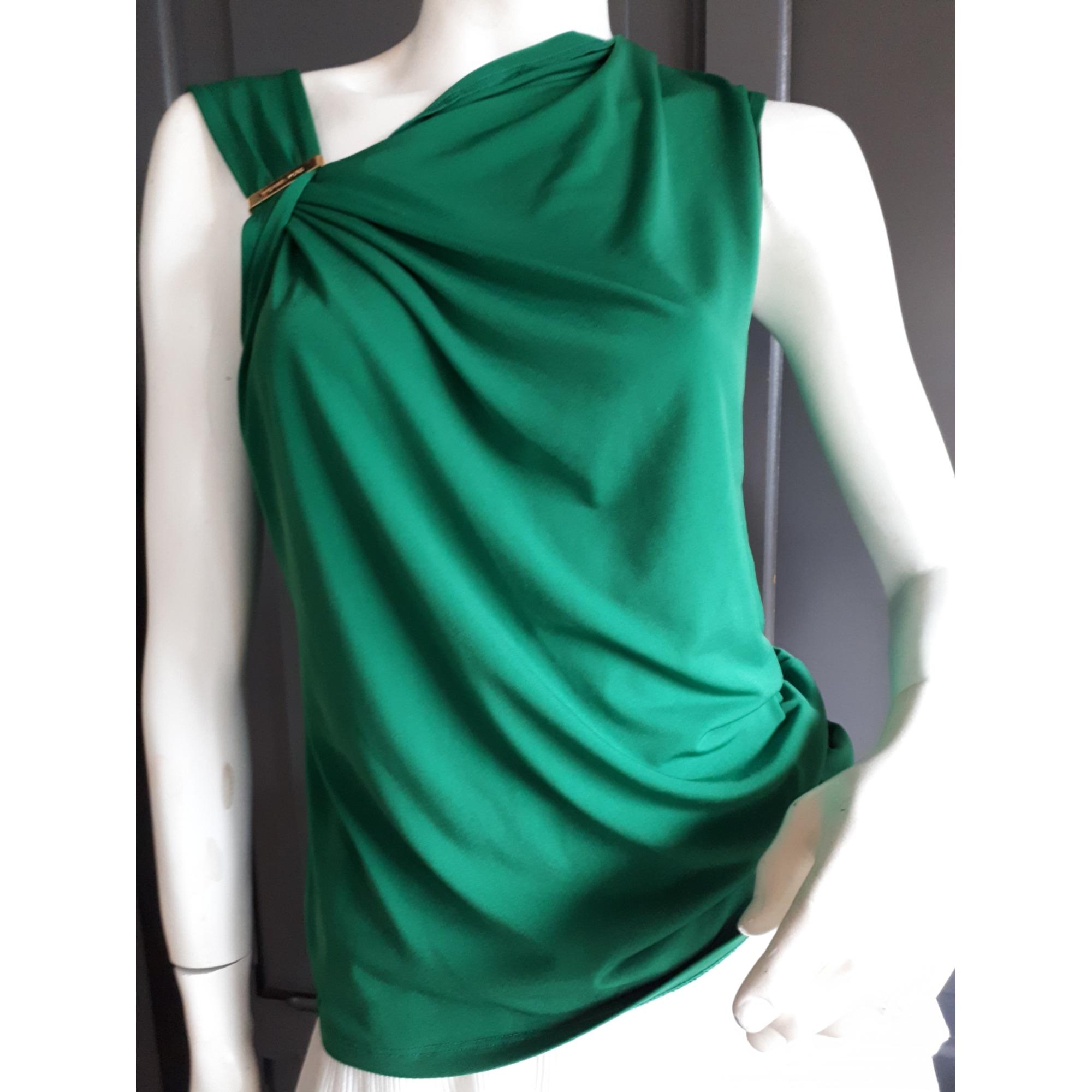 Top, t-shirt MICHAEL KORS Verde