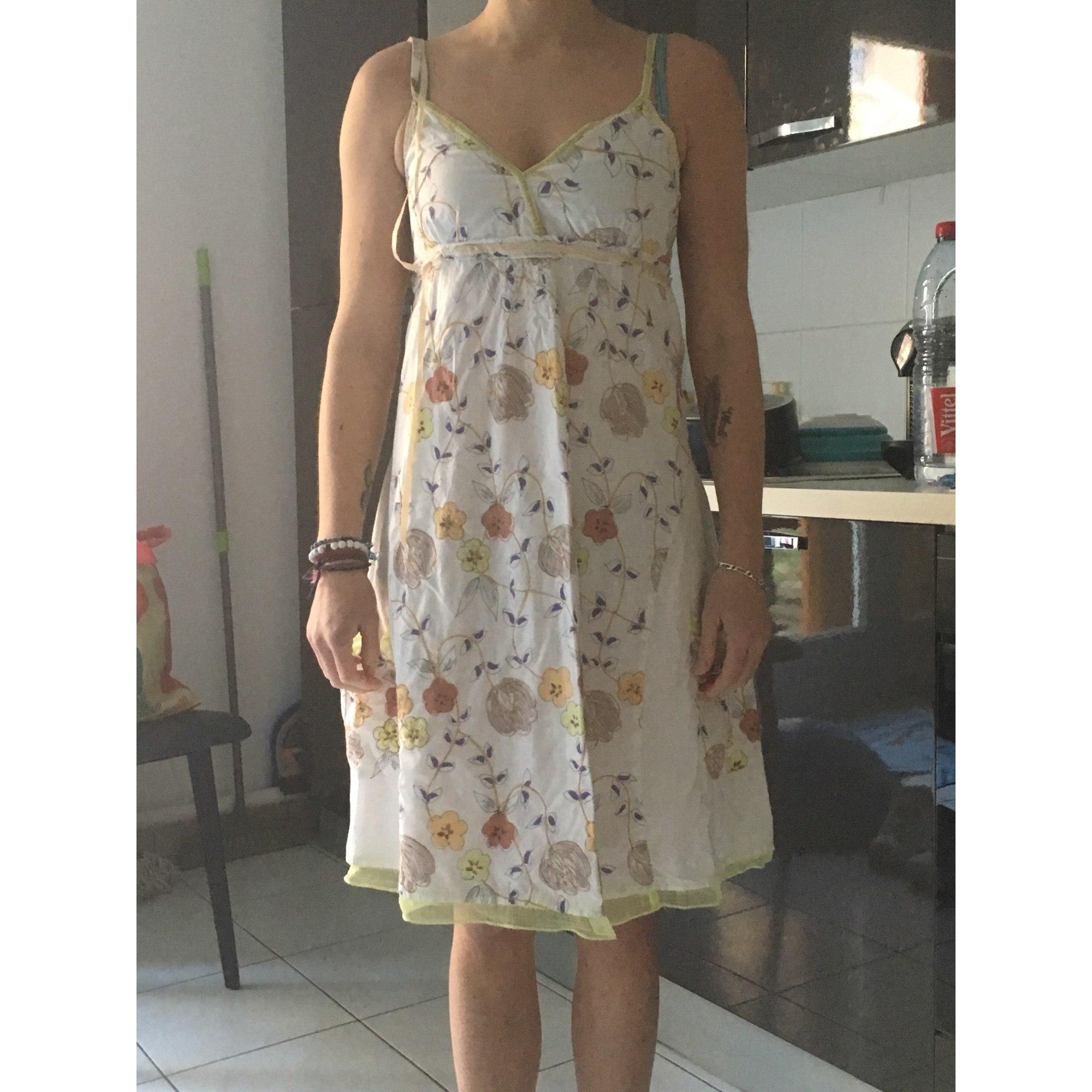 best loved first look wholesale price Robe mi-longue