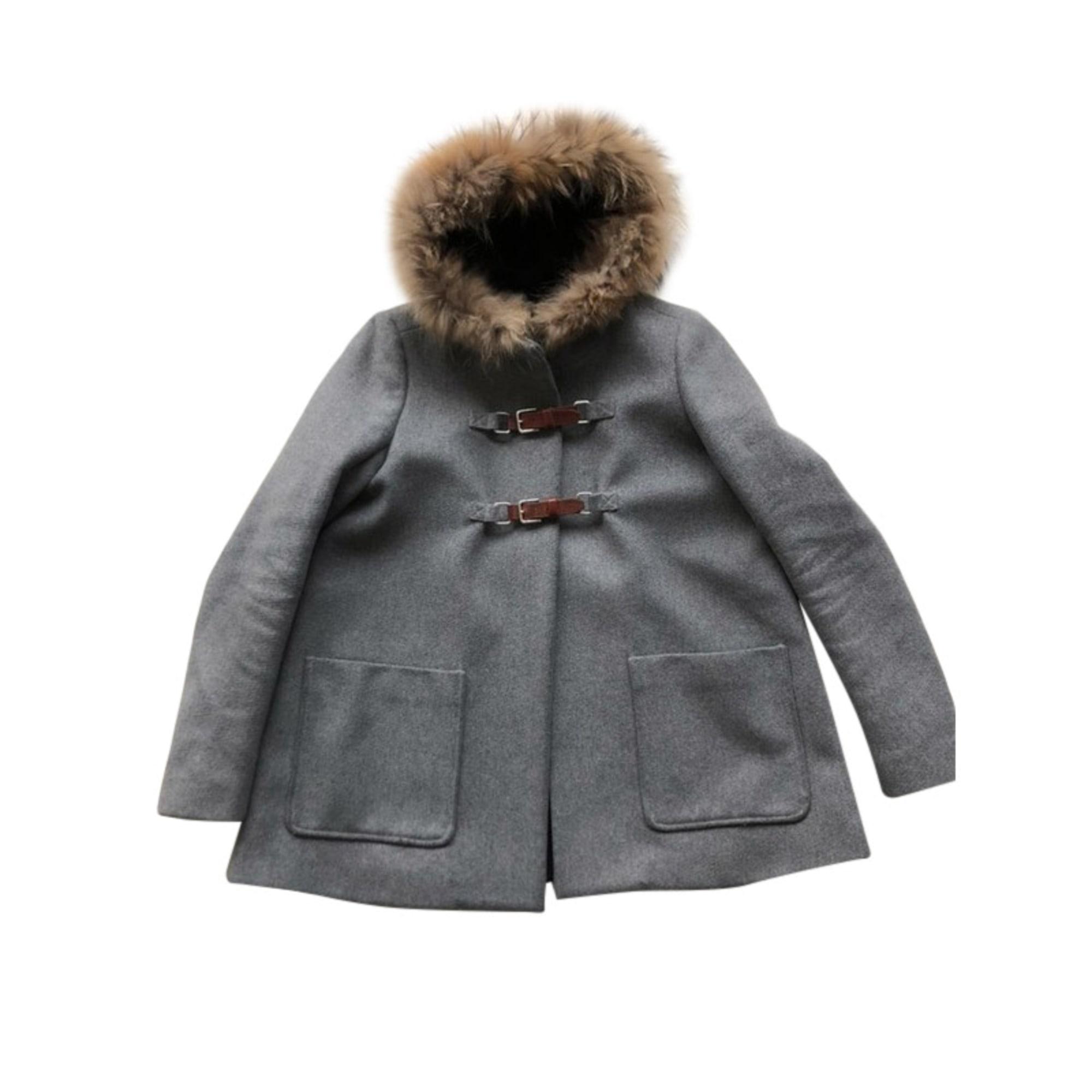 manteau maje alenxine sans fourrure