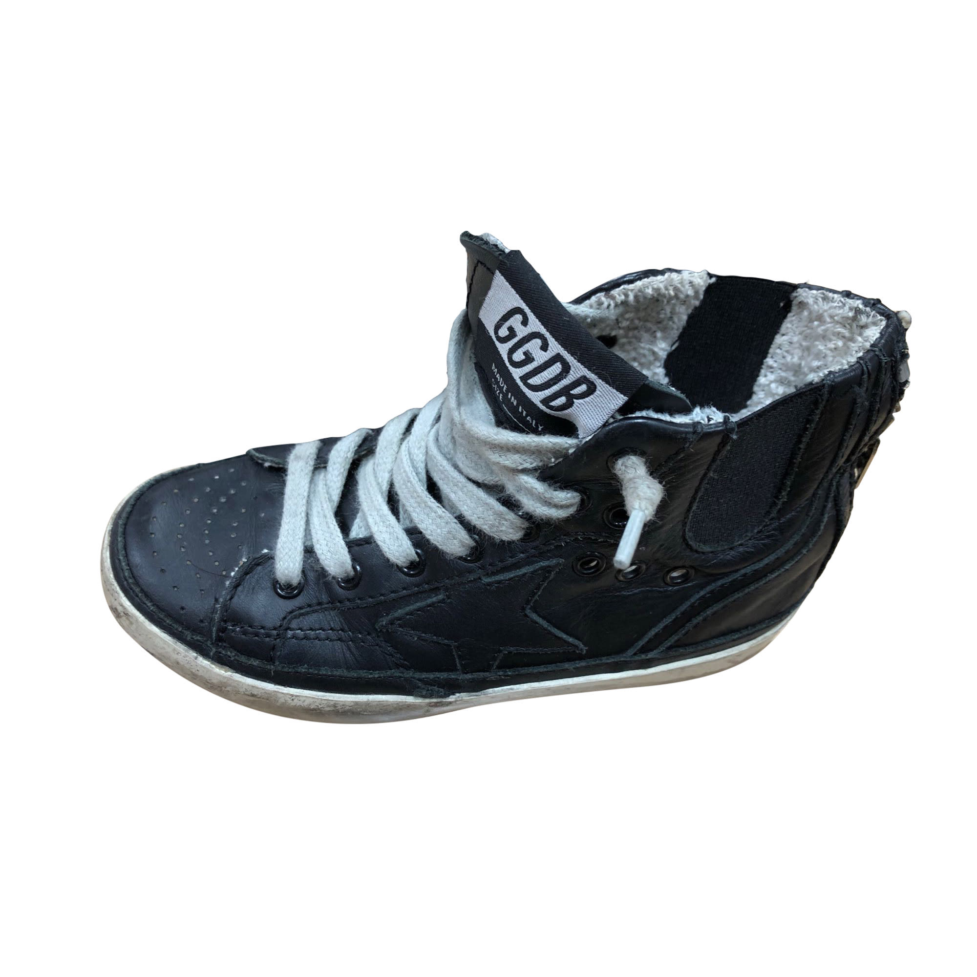 Calzature sportive GOLDEN GOOSE Nero