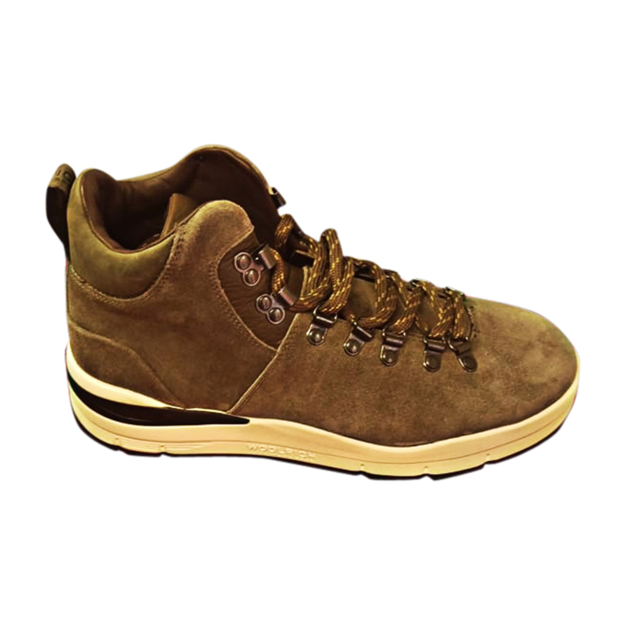 Sports Sneakers WOOLRICH Gray, charcoal
