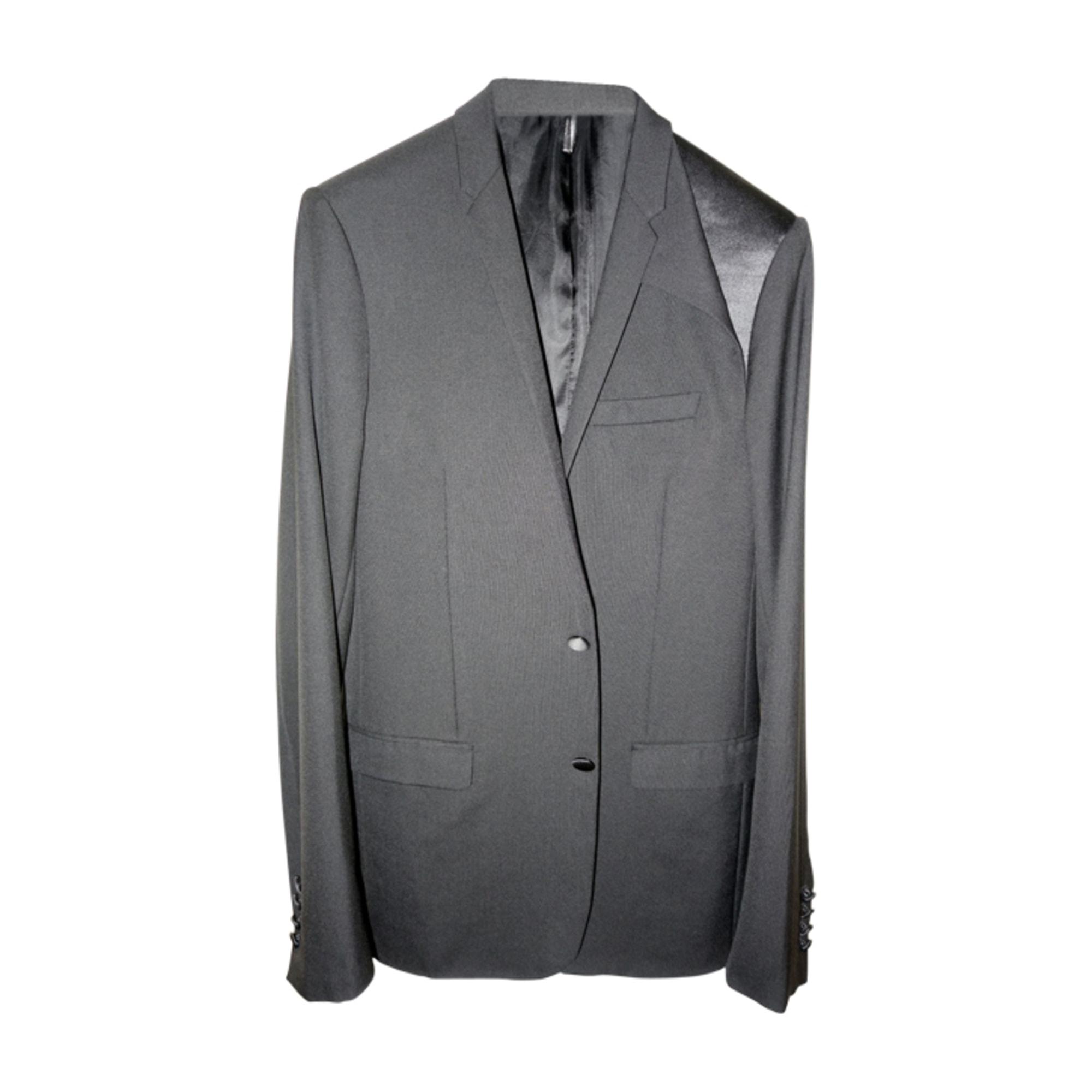 Dior De m Homme Veste 8698987 Noir 48 Costume f8wqEz