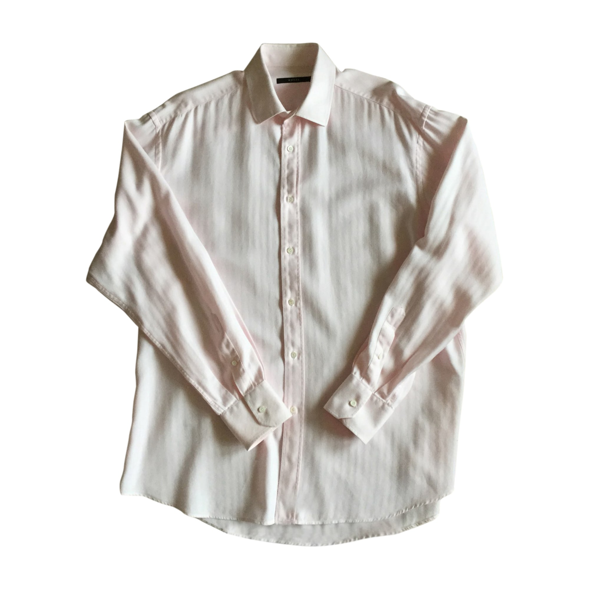 Shirt GUCCI Pink, fuchsia, light pink