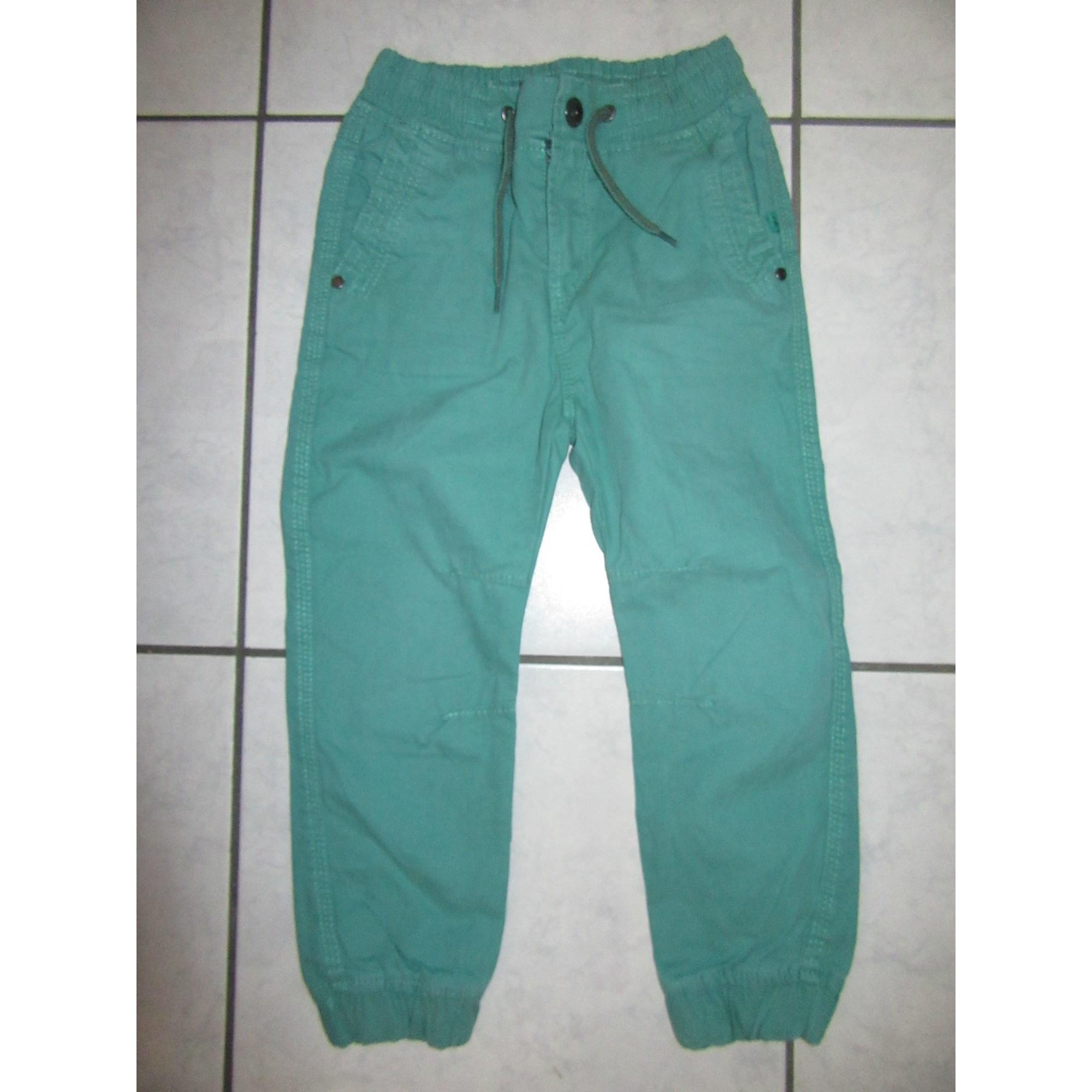 Pantalon OKAÏDI Vert