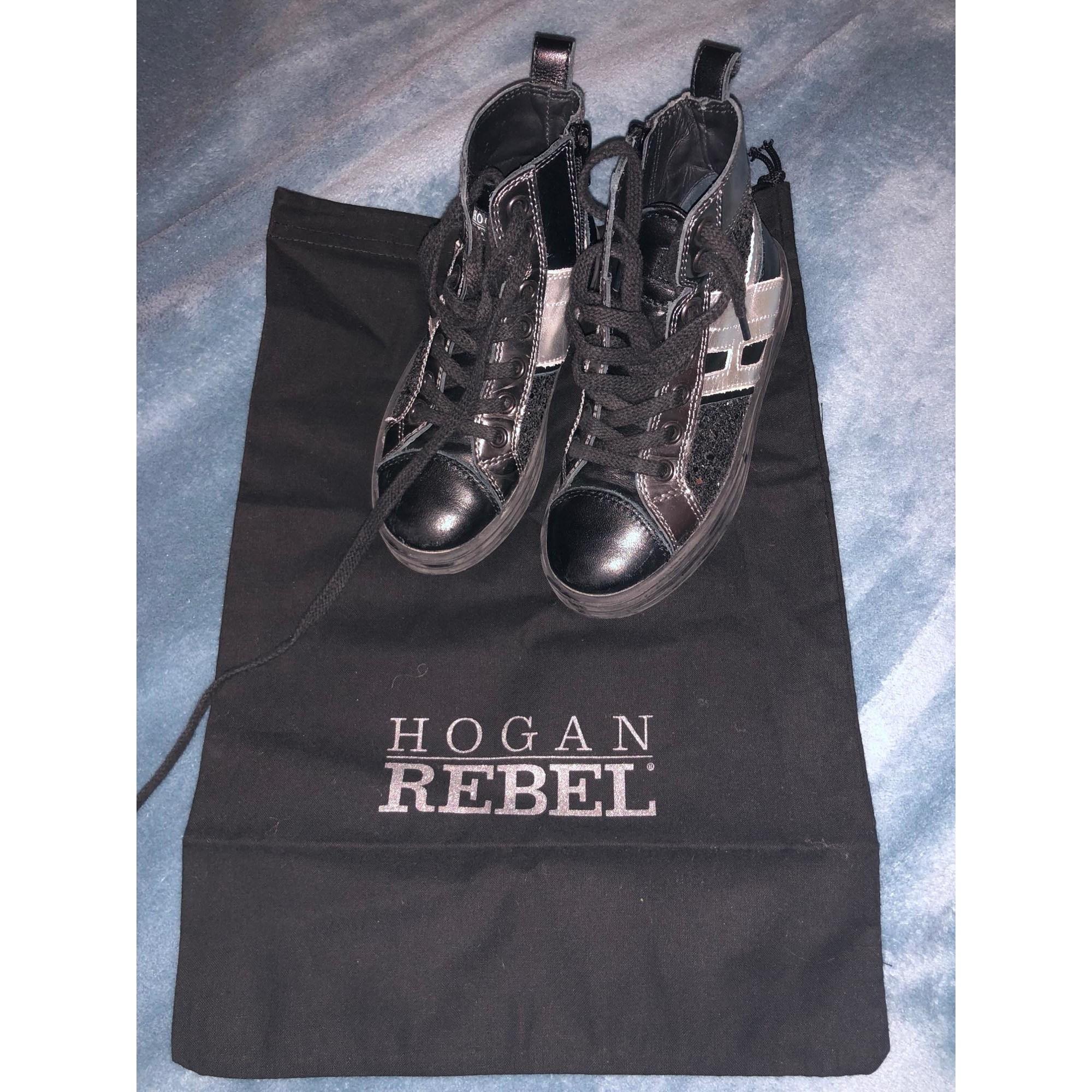 Lace Up Shoes HOGAN Black