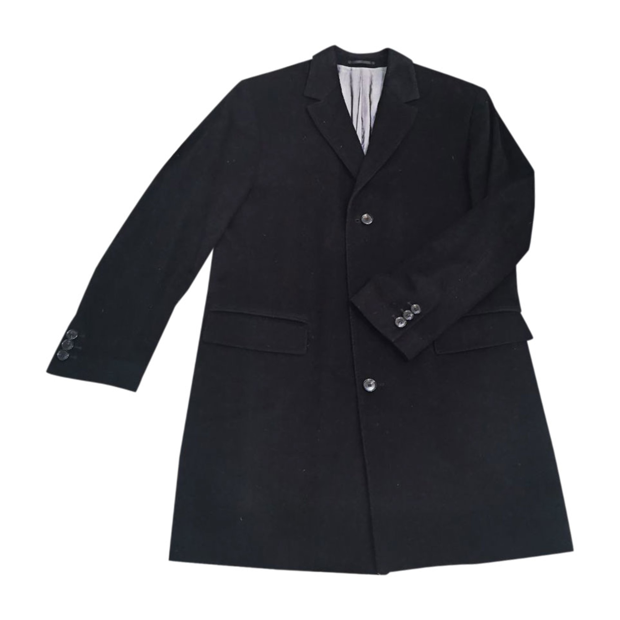 Cappotto HUGO BOSS Nero