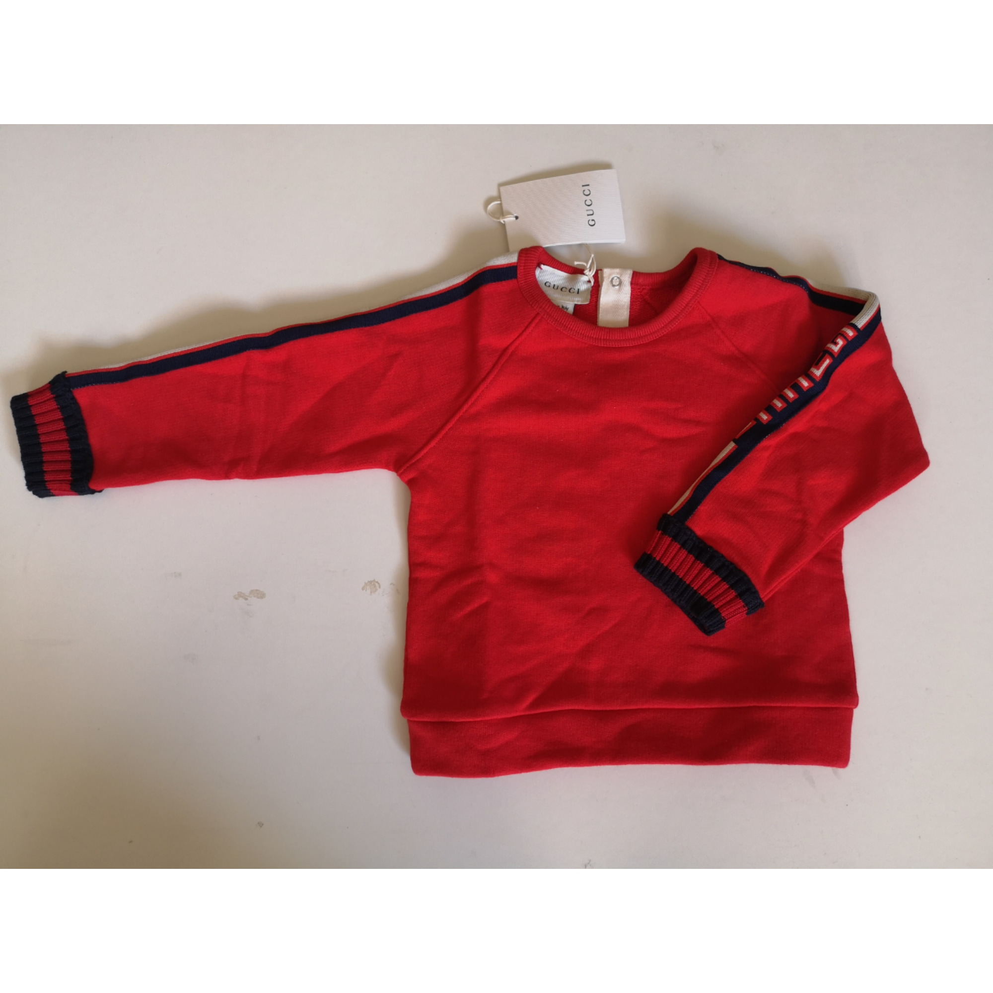 Sweat-Kleidung GUCCI Rot, bordeauxrot