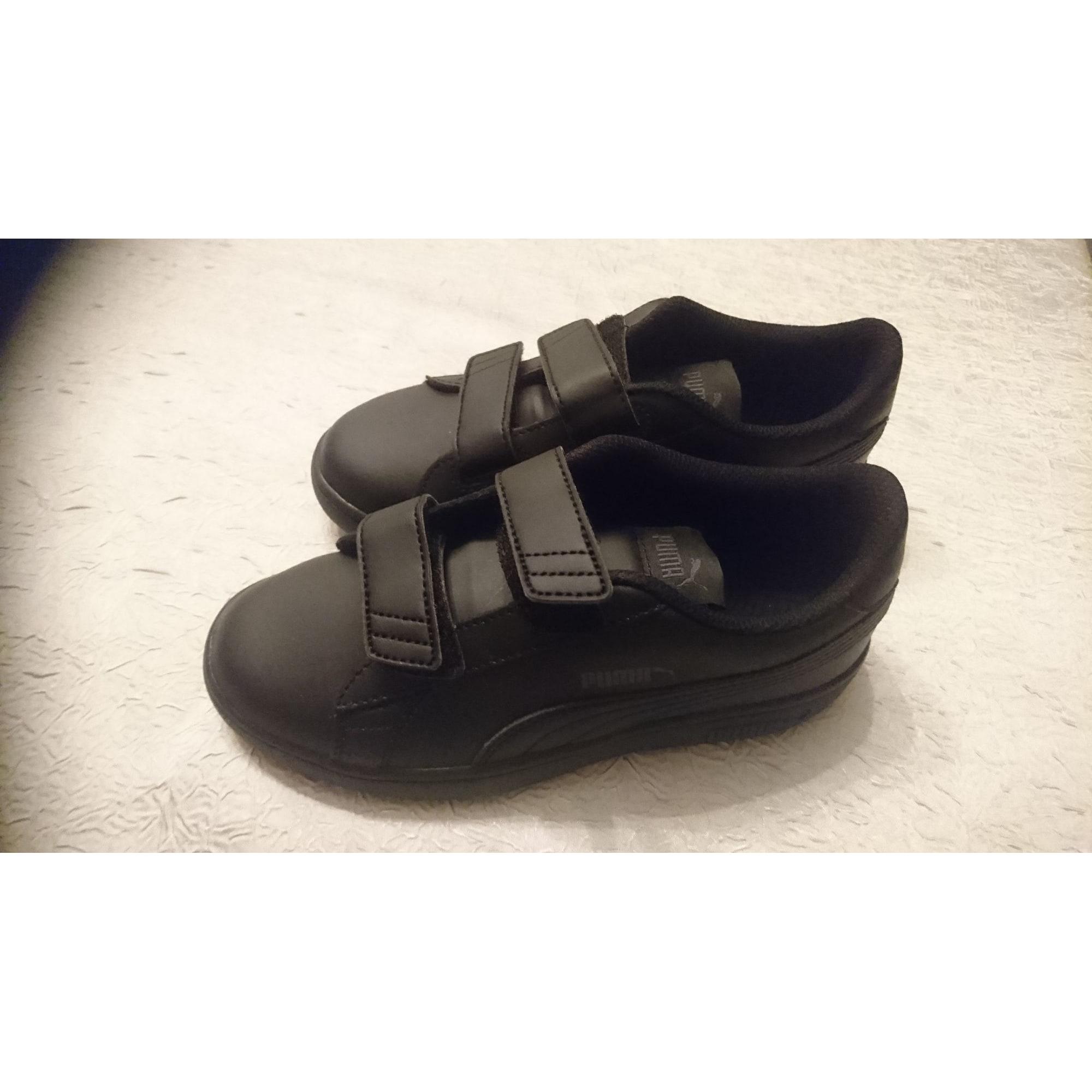 chaussure fille puma 34