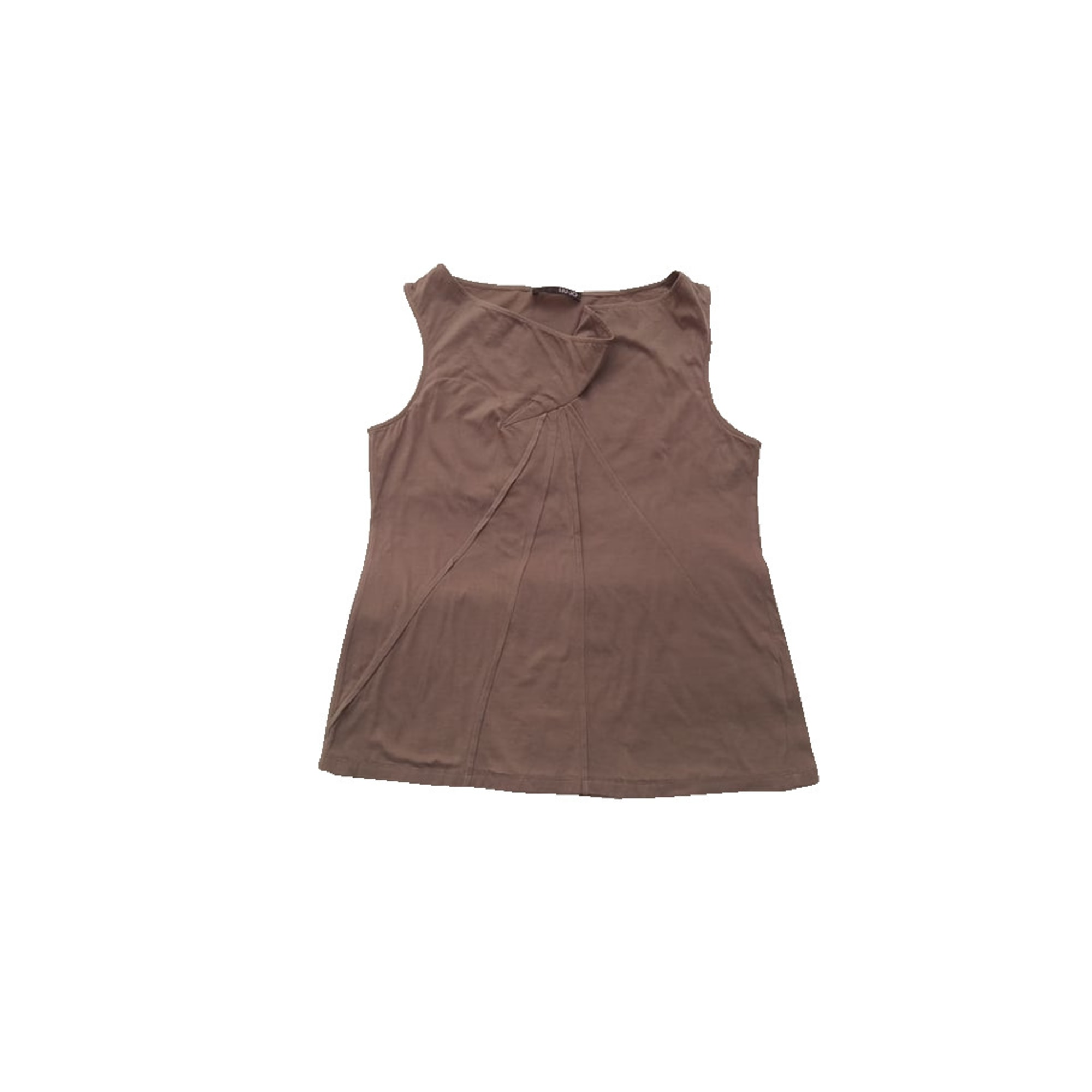 Top, tee-shirt LIU JO Kaki