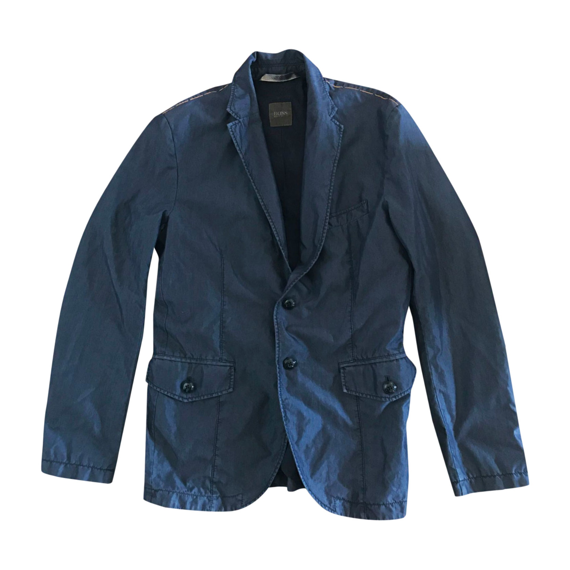 Giacca HUGO BOSS Blu, blu navy, turchese