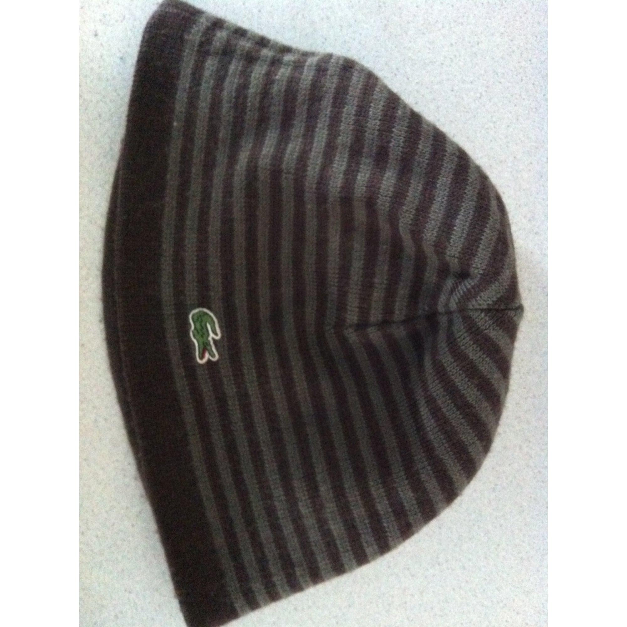 8f41db57c9 Bonnet LACOSTE Taille unique marron vendu par Nicolaa - 876721