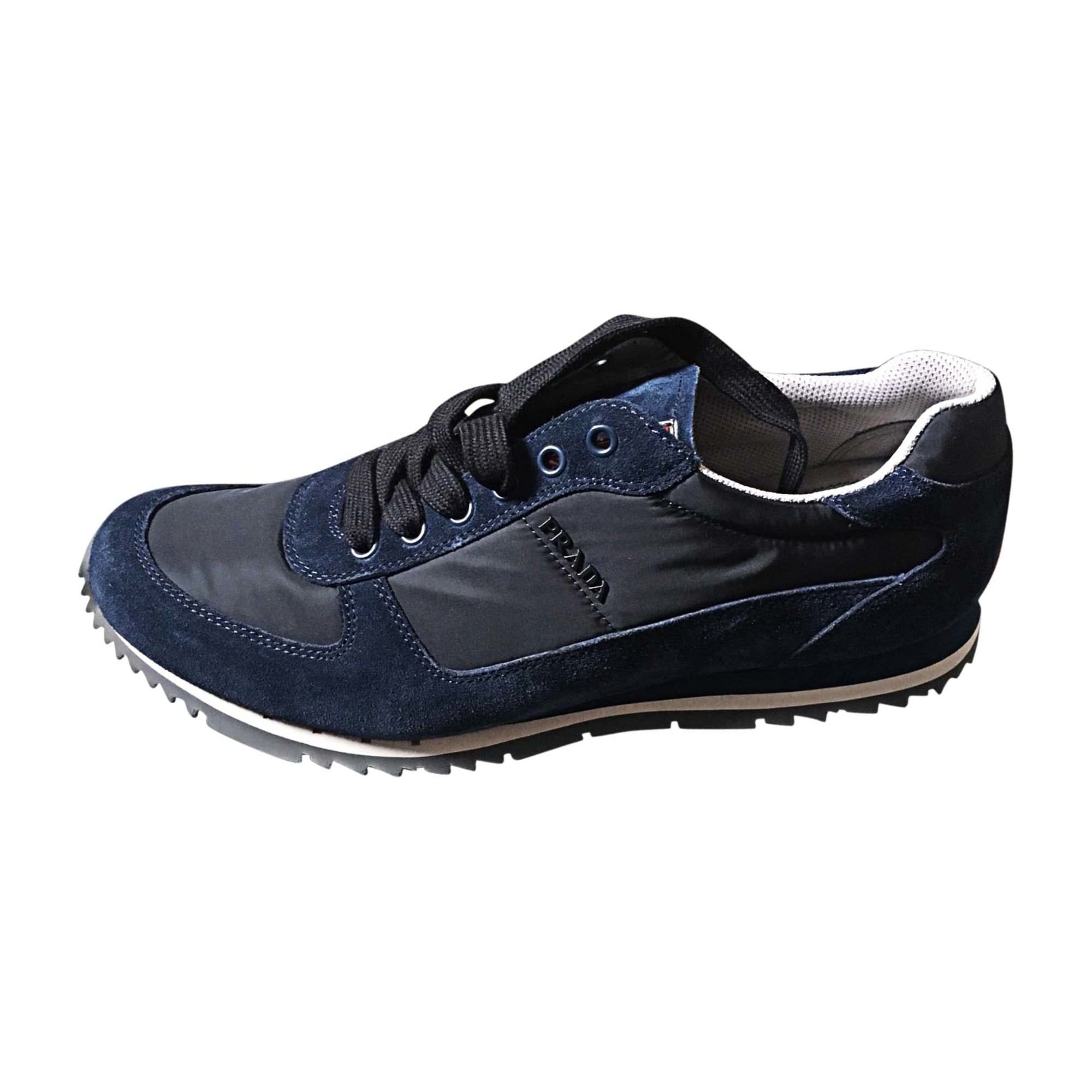 Sneakers PRADA Blue, navy, turquoise