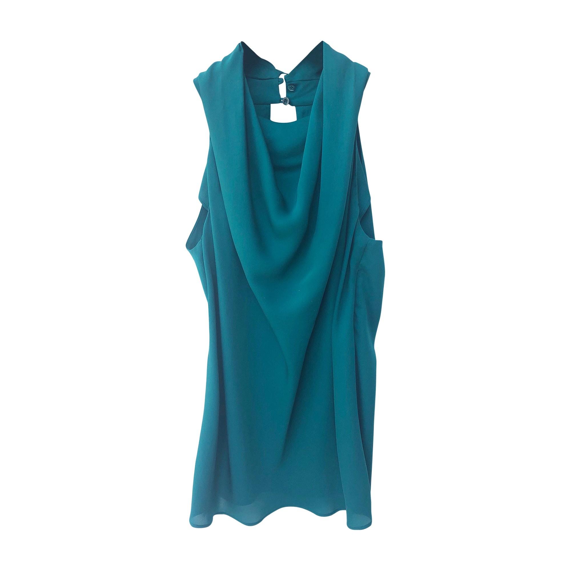 Bluse GUCCI Bleu/vert