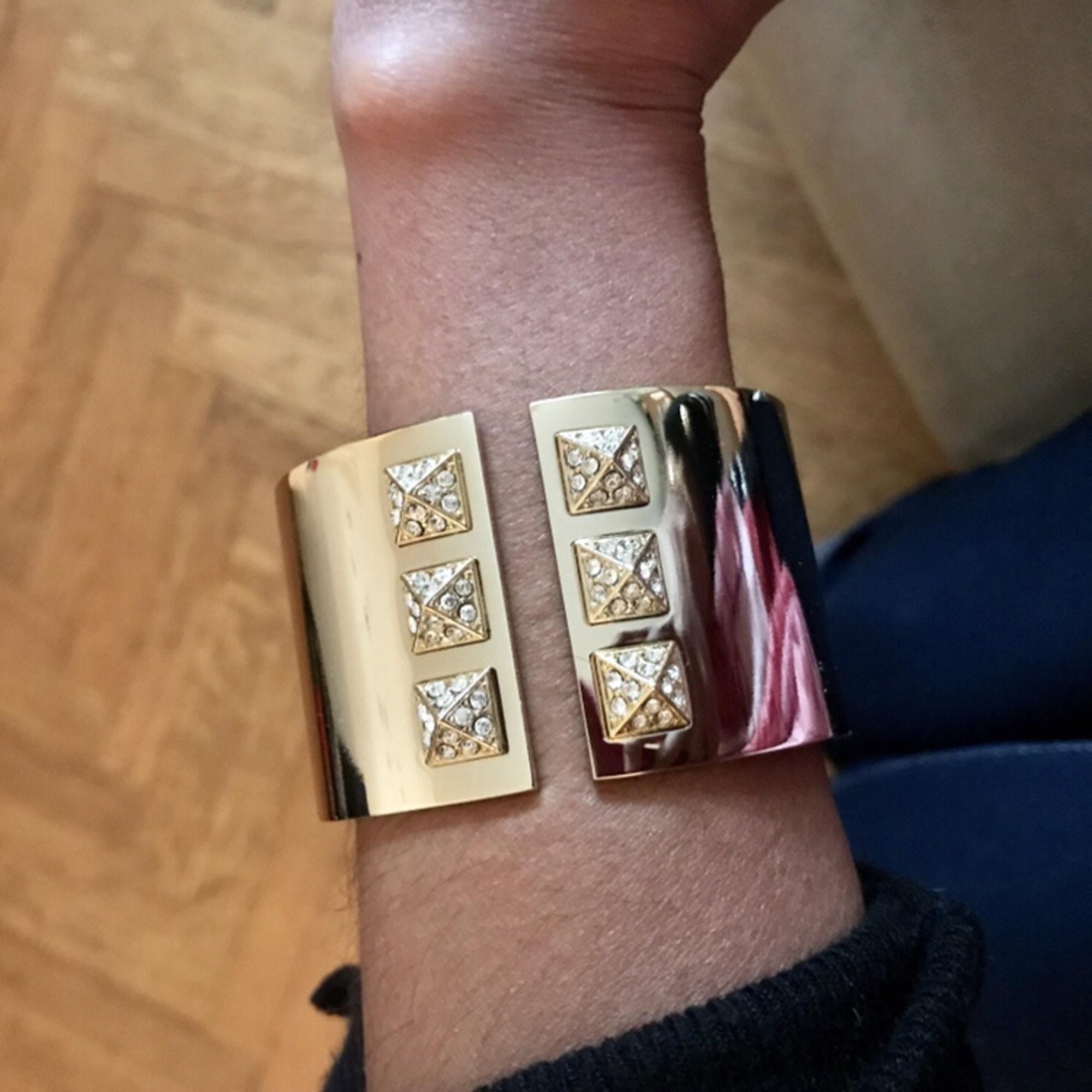 Bracelet VICTORIA\u0027S SECRET Doré, bronze, cuivre