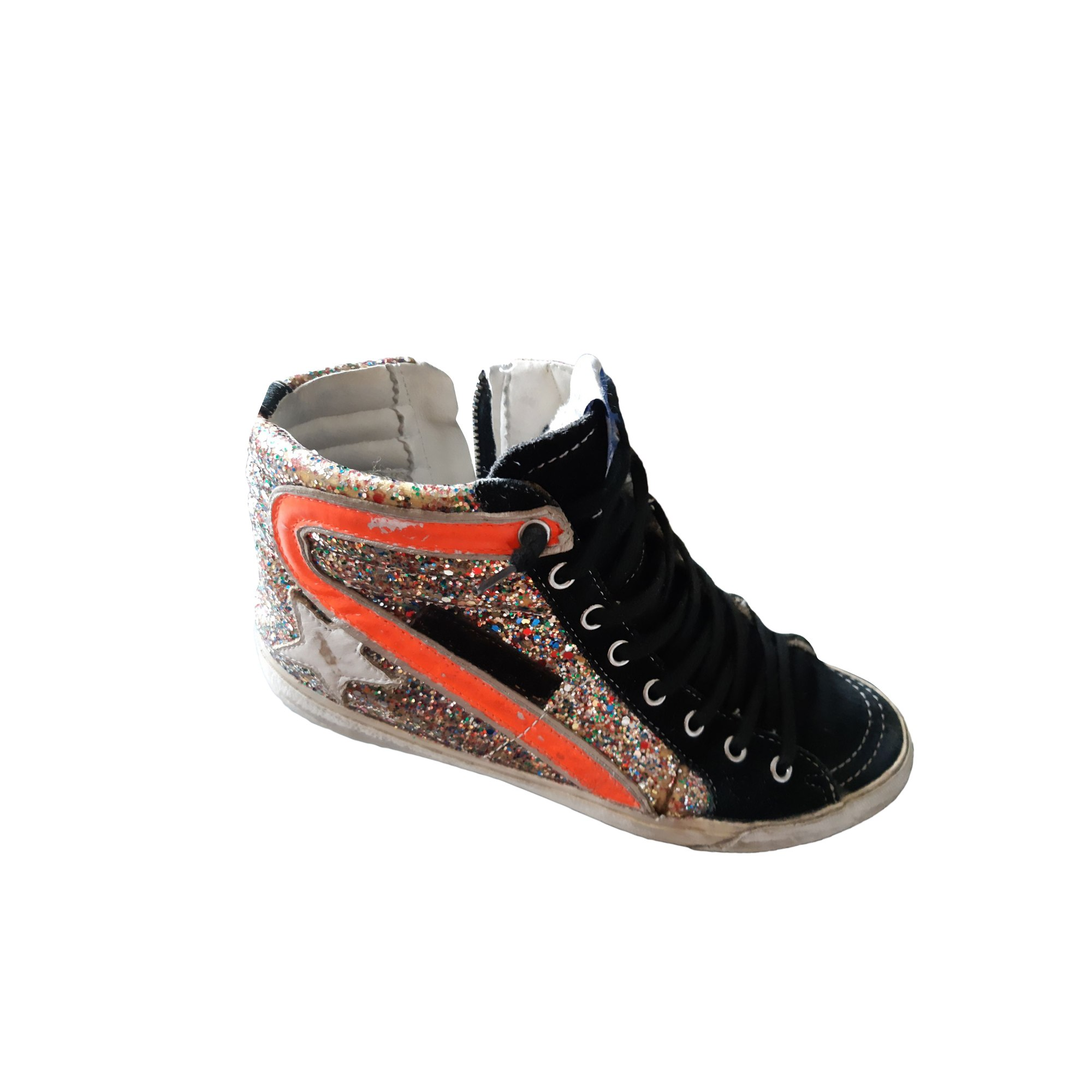 Scarpe da tennis GOLDEN GOOSE Nero