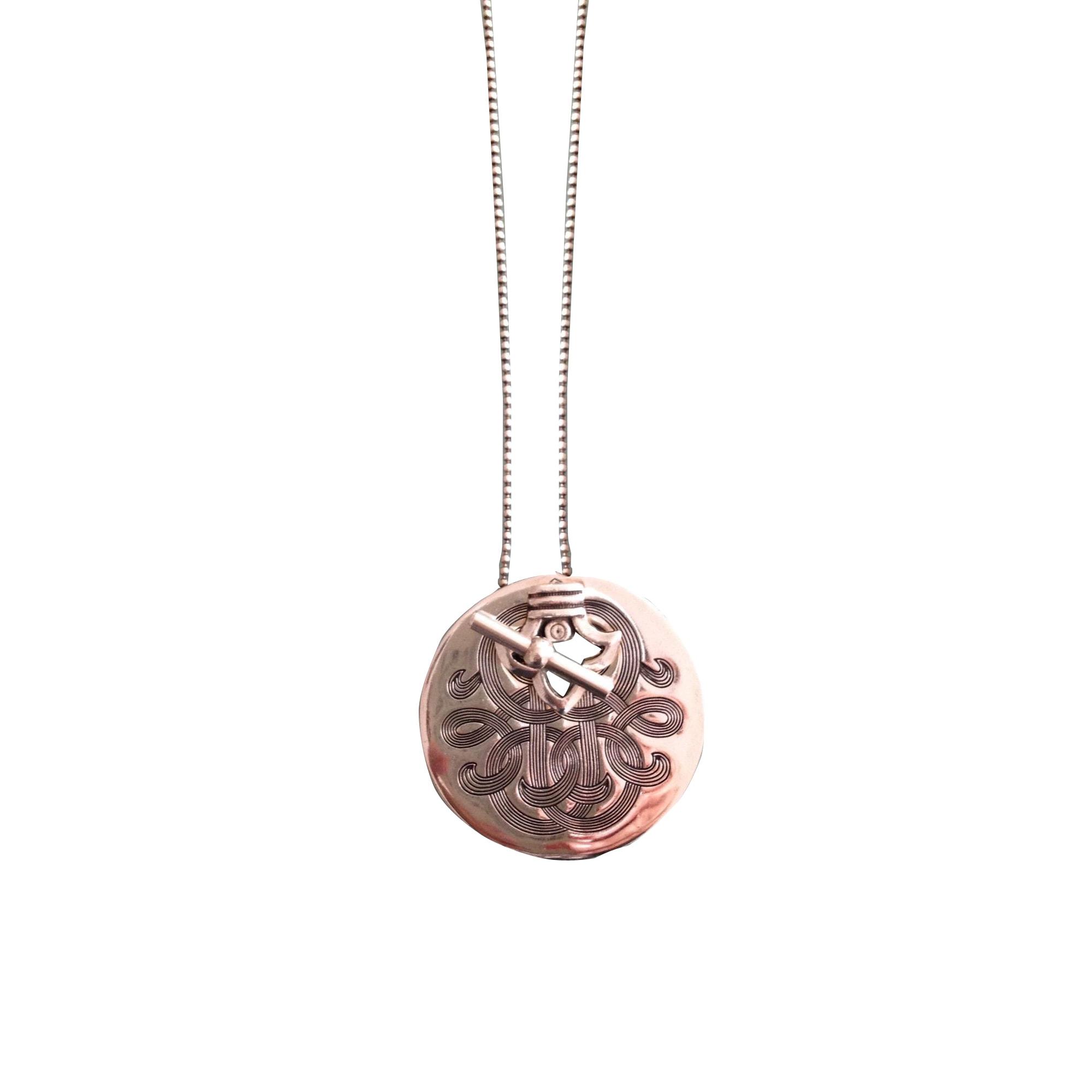 Necklace GAS BIJOUX Silver