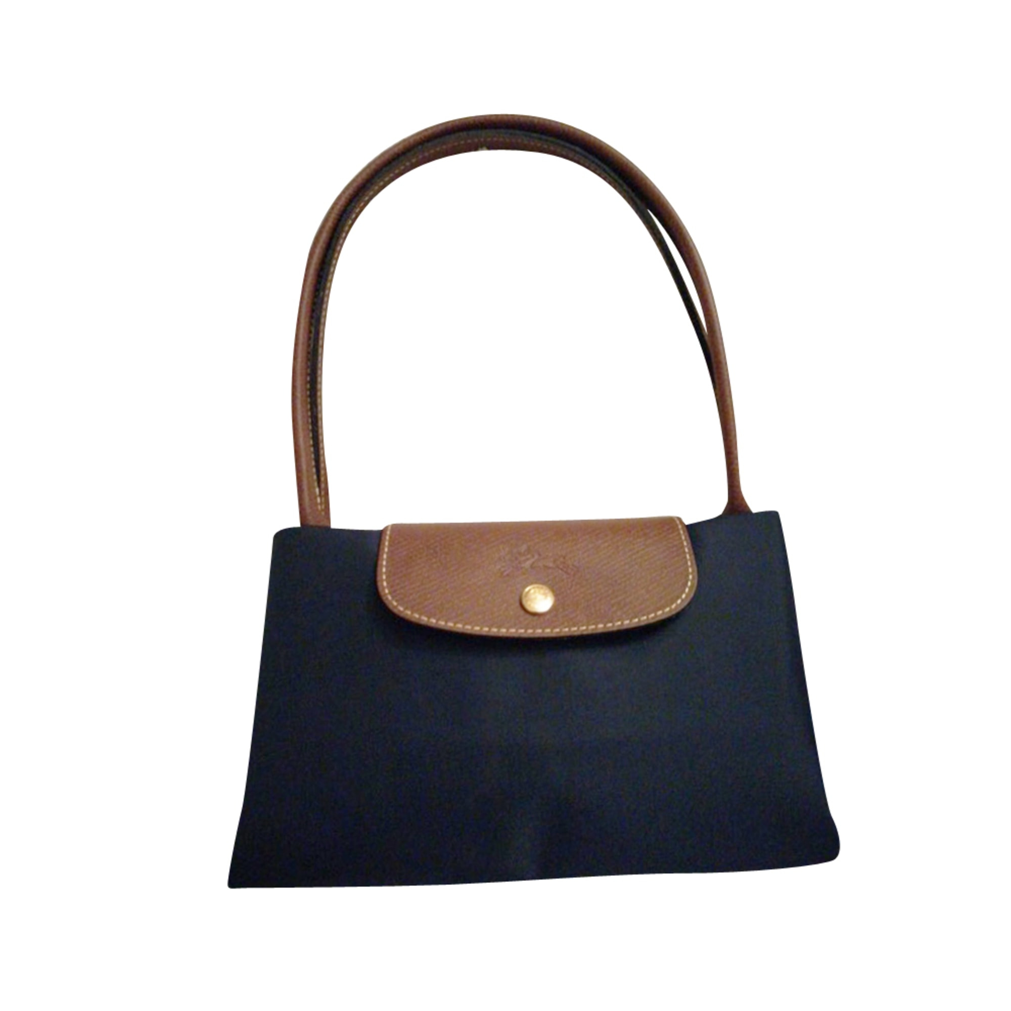 Non-Leather Handbag LONGCHAMP Blue, navy, turquoise