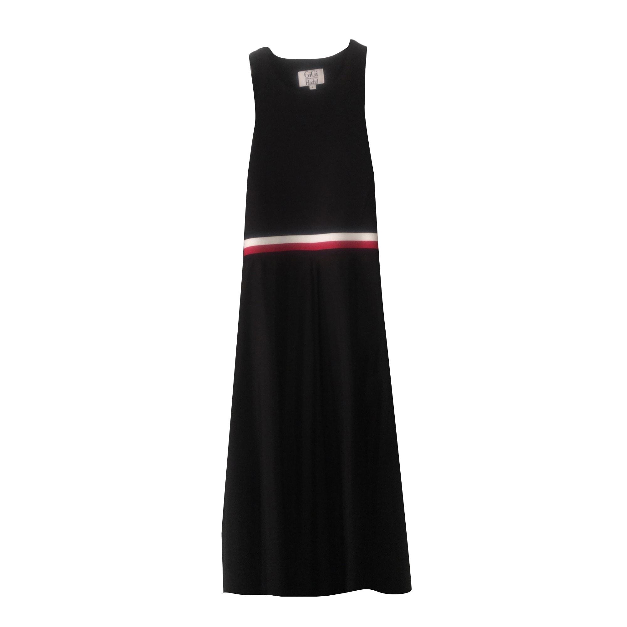Maxi Dress TOMMY HILFIGER Black