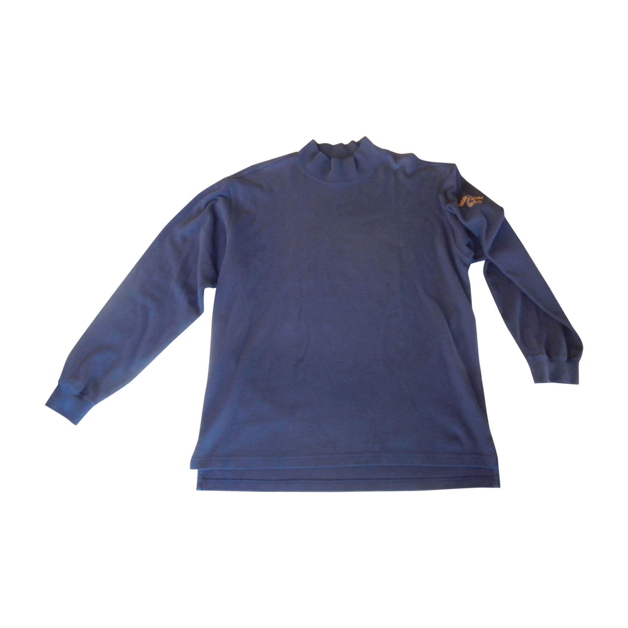 Sweat FAÇONNABLE Bleu, bleu marine, bleu turquoise