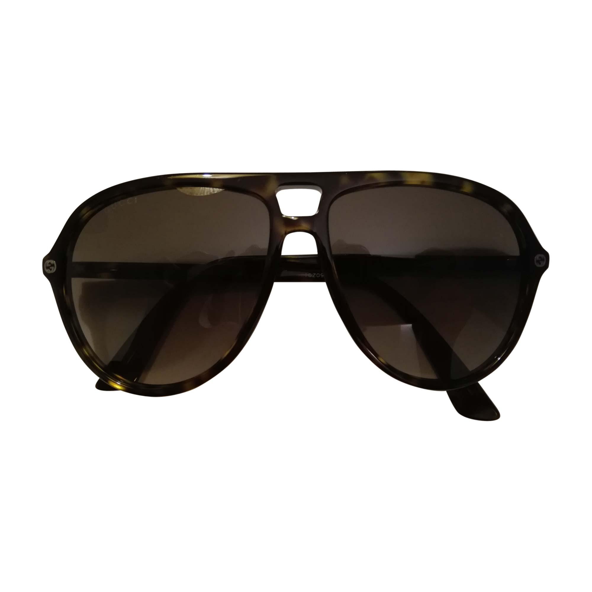 Sonnenbrille GUCCI écaille