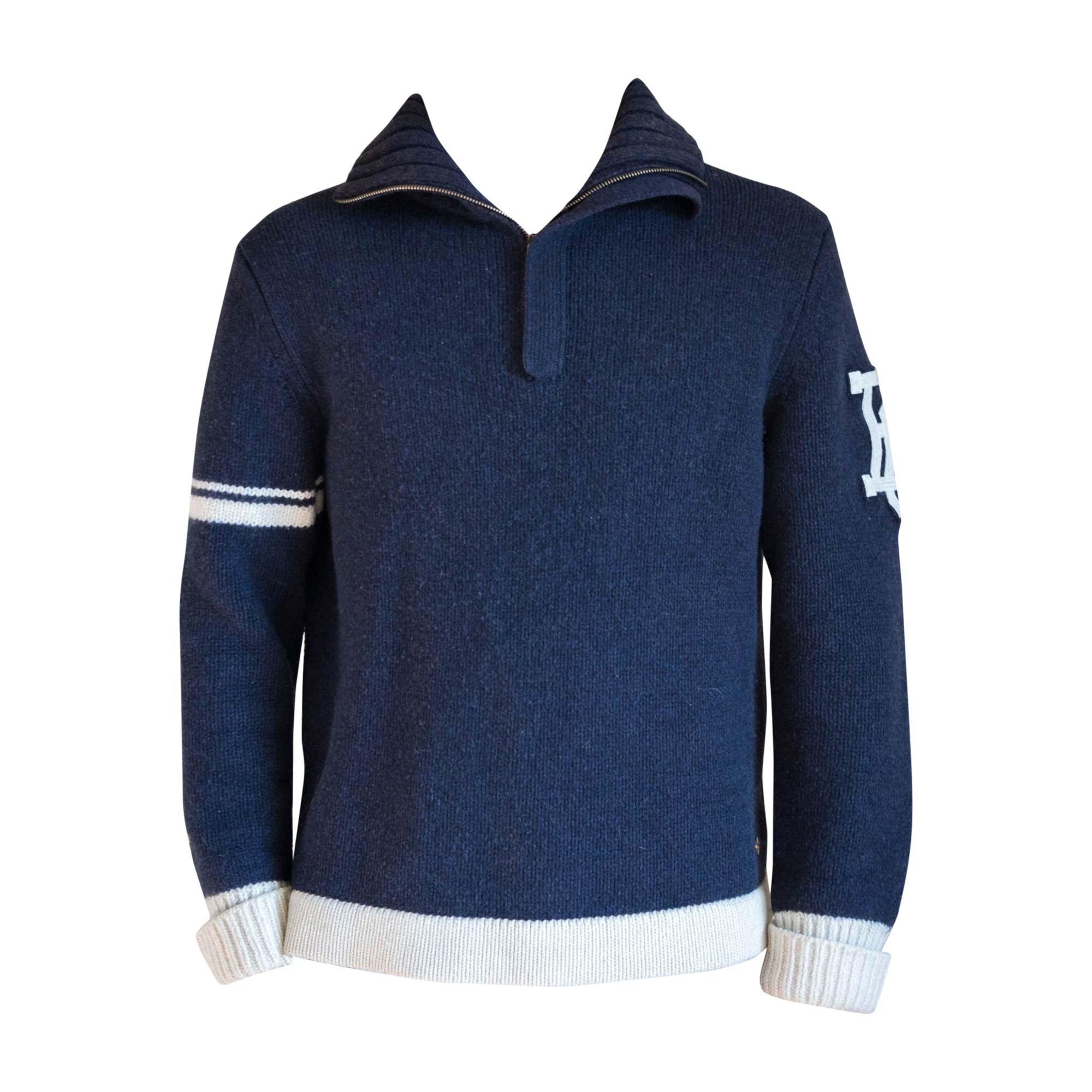 Maglione HUGO BOSS Blu, blu navy, turchese