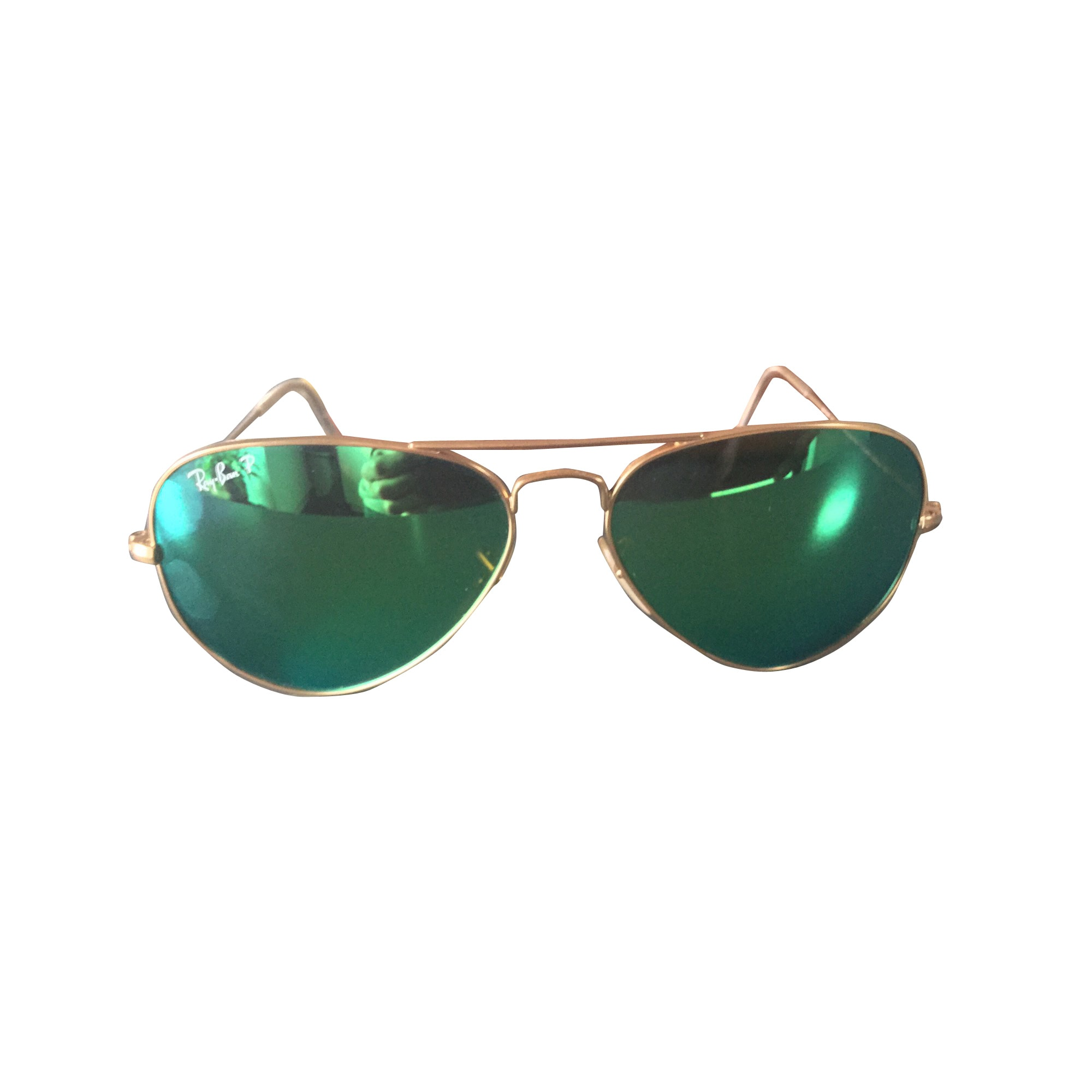 Sunglasses RAY-BAN Green