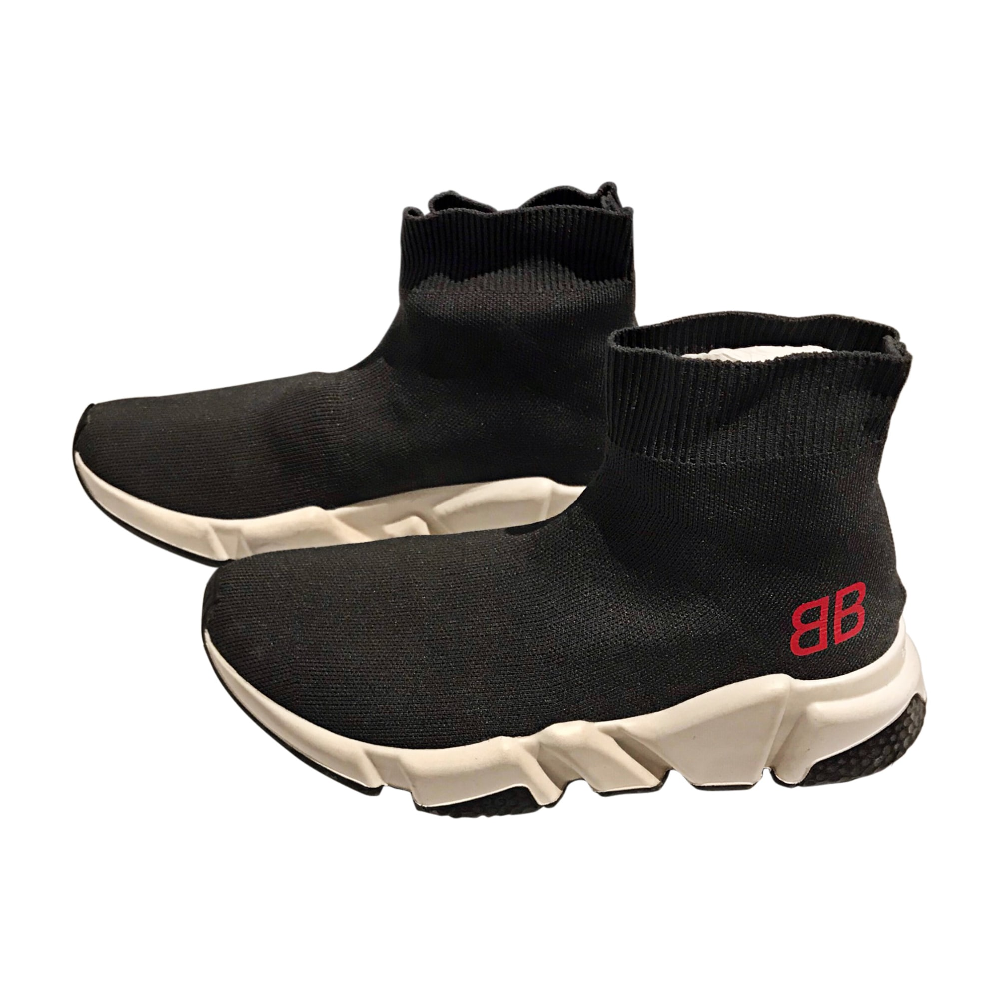 Sneakers BALENCIAGA Gray, charcoal