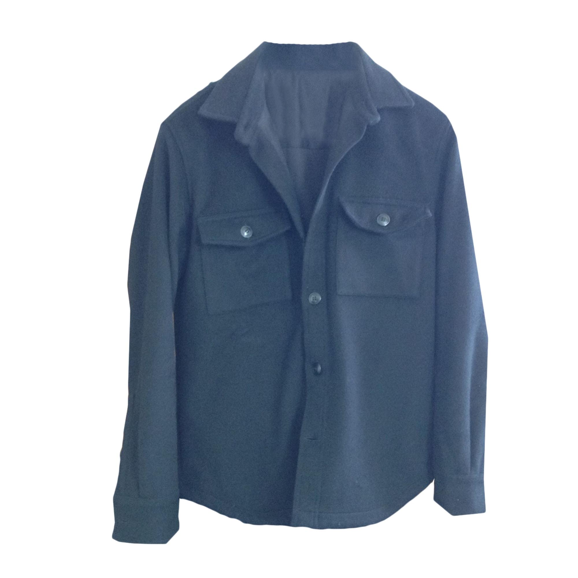 Shirt DRAPEAU NOIR Black