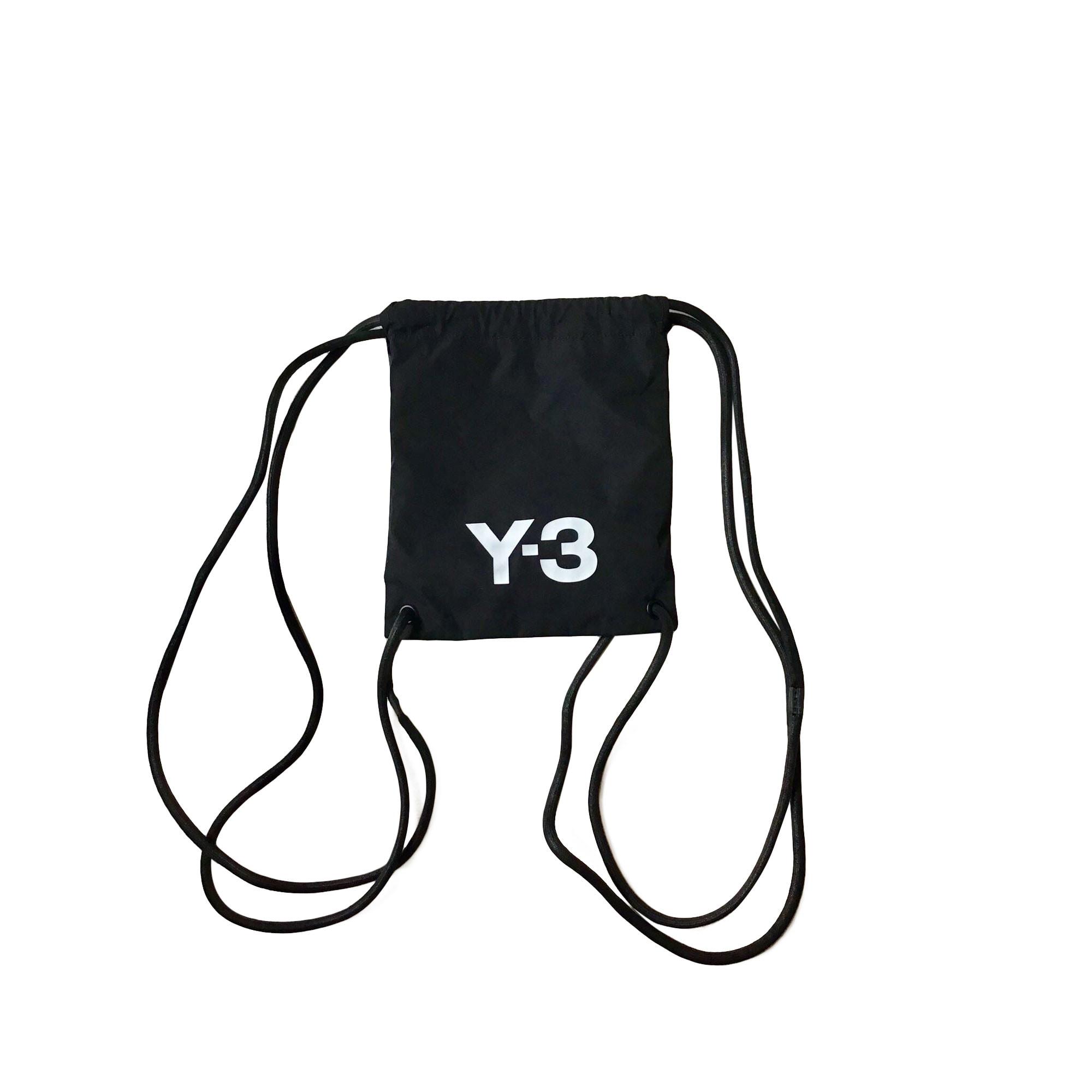 Sac à dos Y-3 nylon noir